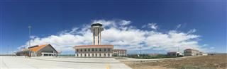 新疆富蘊可可托海機場