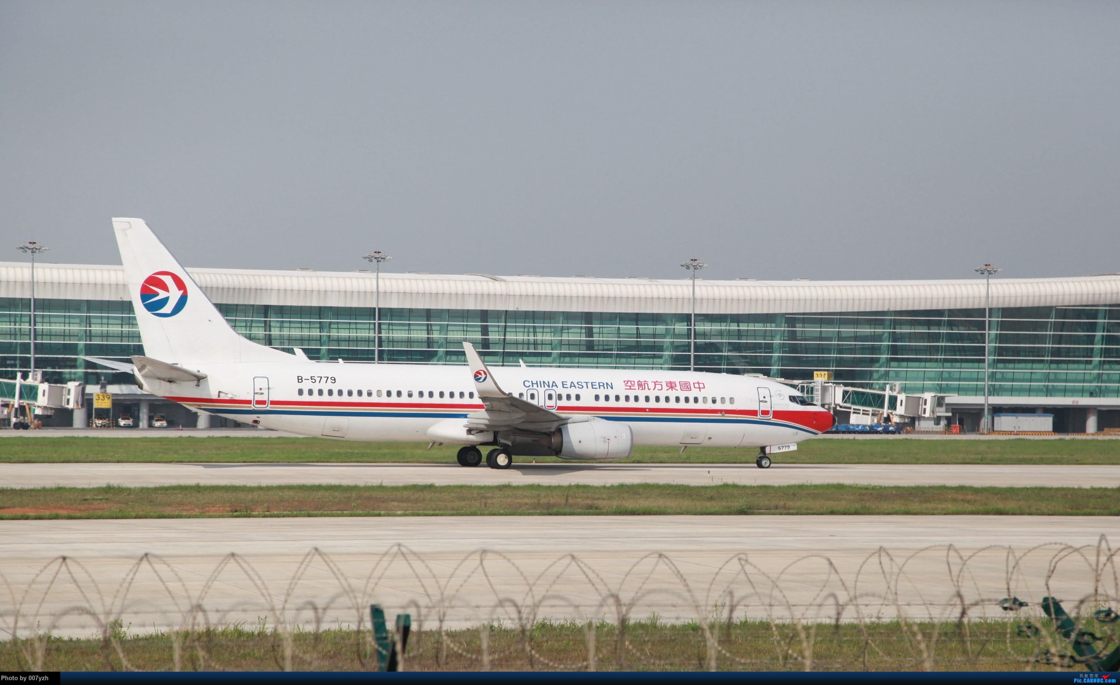 Re:[原创]7月5号WUH拍机,又是一个水泥天~ BOEING 737-800 B-5779 中国武汉天河国际机场