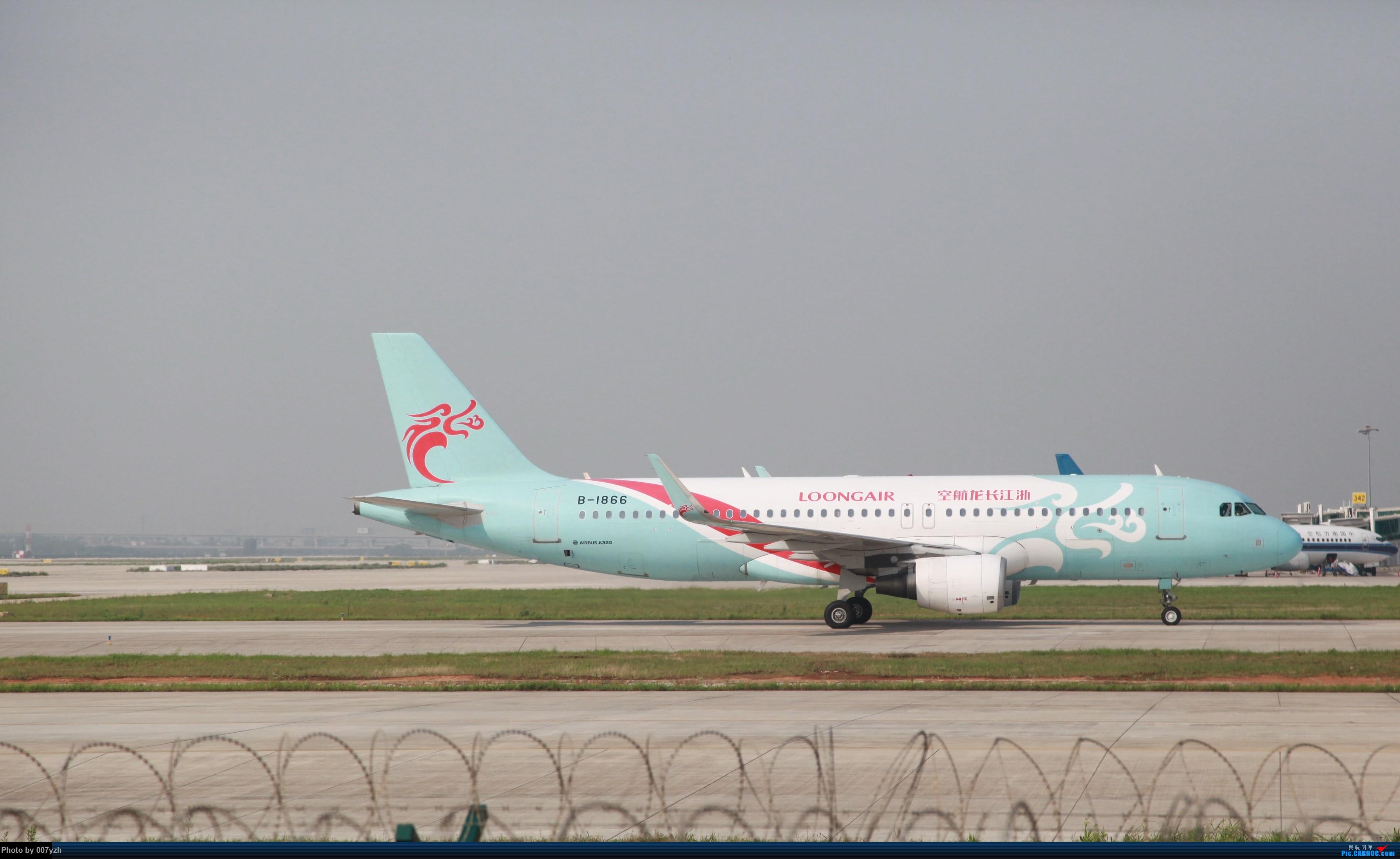 Re:[原创]7月5号WUH拍机,又是一个水泥天~ AIRBUS A320-200 B-1866 中国武汉天河国际机场