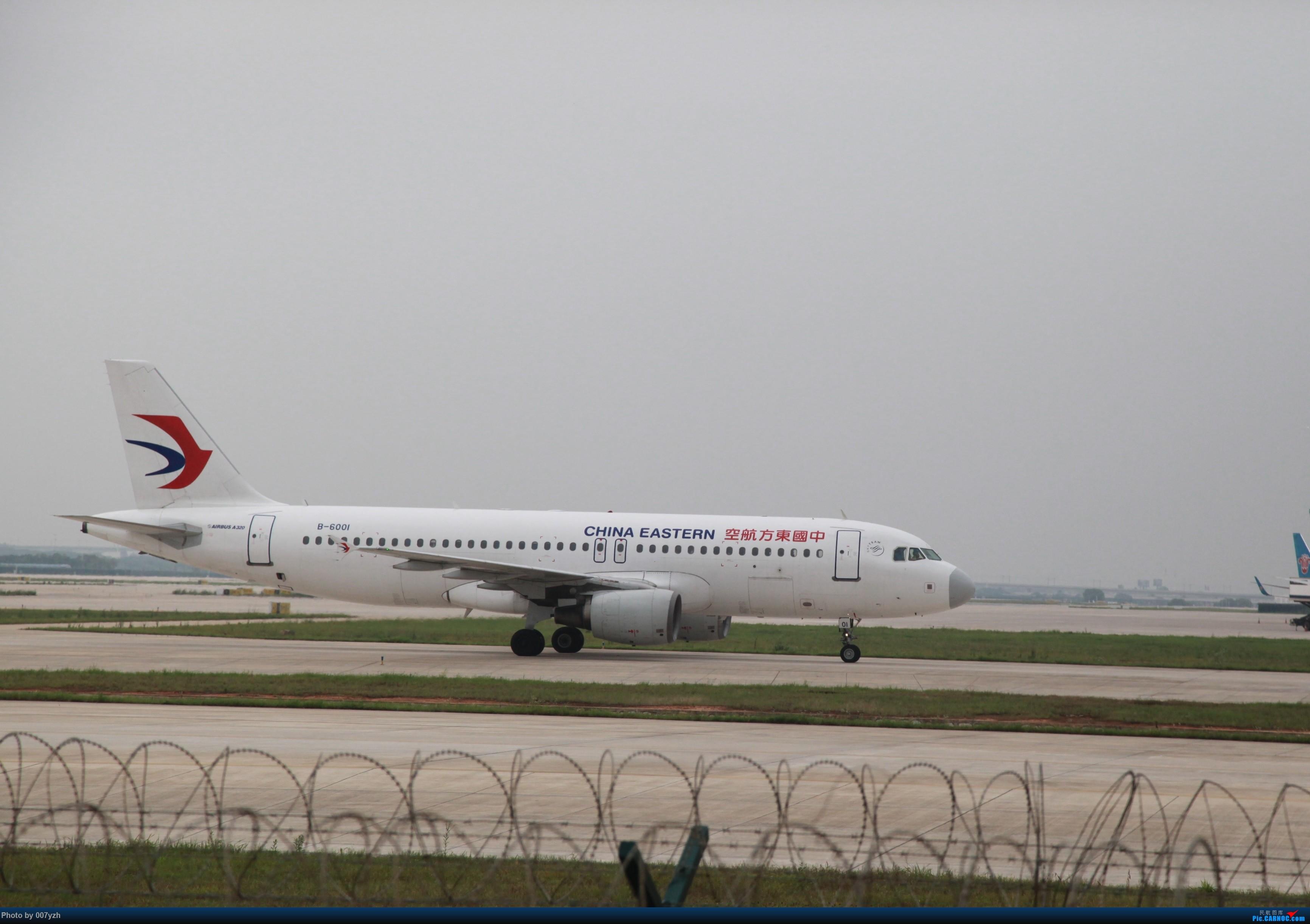 Re:[原创]7月5号WUH拍机,又是一个水泥天~ AIRBUS A320-200 B-6001 中国武汉天河国际机场