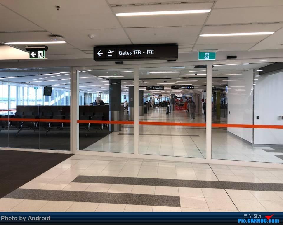 Re:[原创]【宁波飞友会】Steve游记(58)毕业踏上回家的行程 澳航里程票去悉尼
