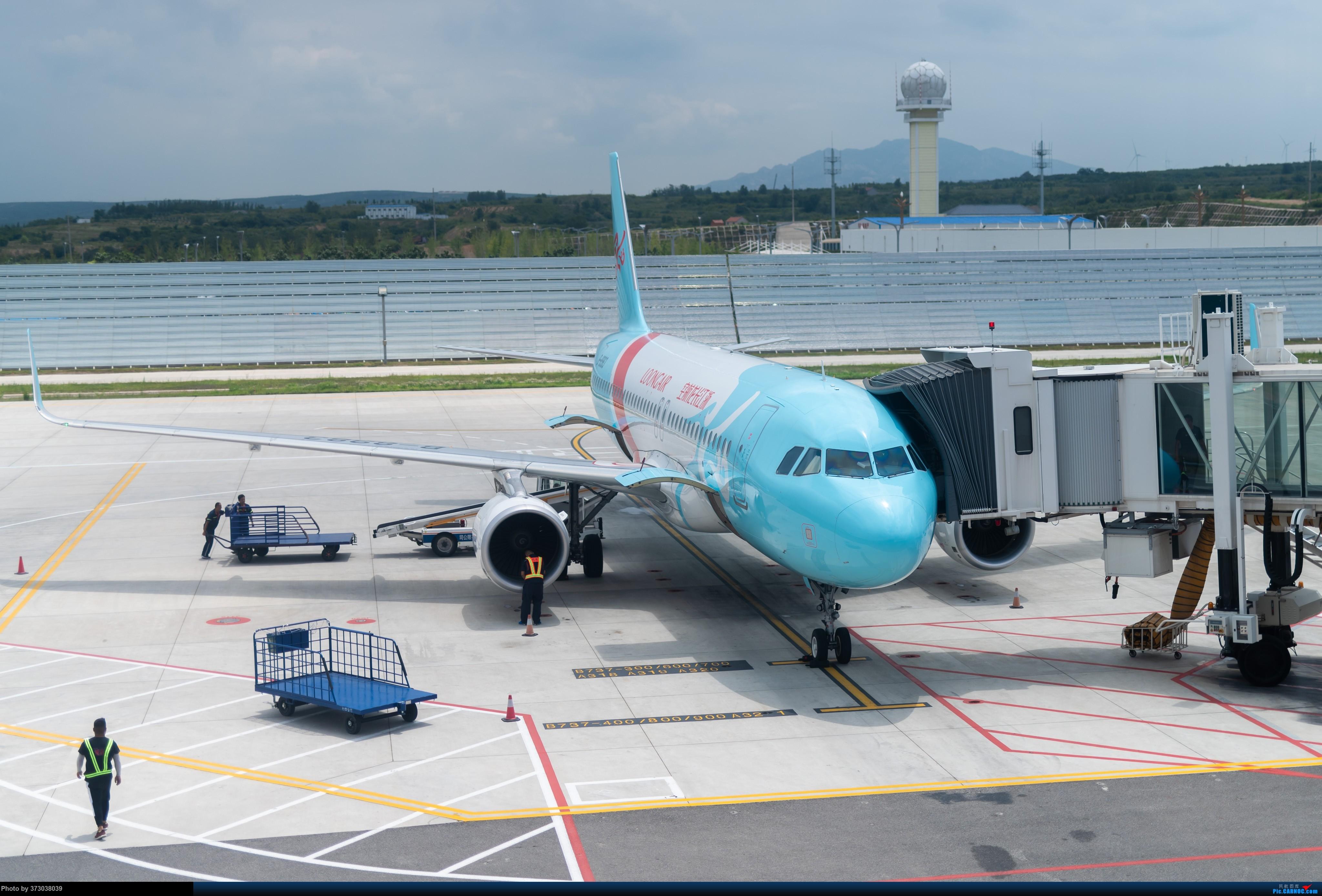 [原创]烟台一龙 AIRBUS A320-200 B-8983 中国烟台蓬莱国际机场