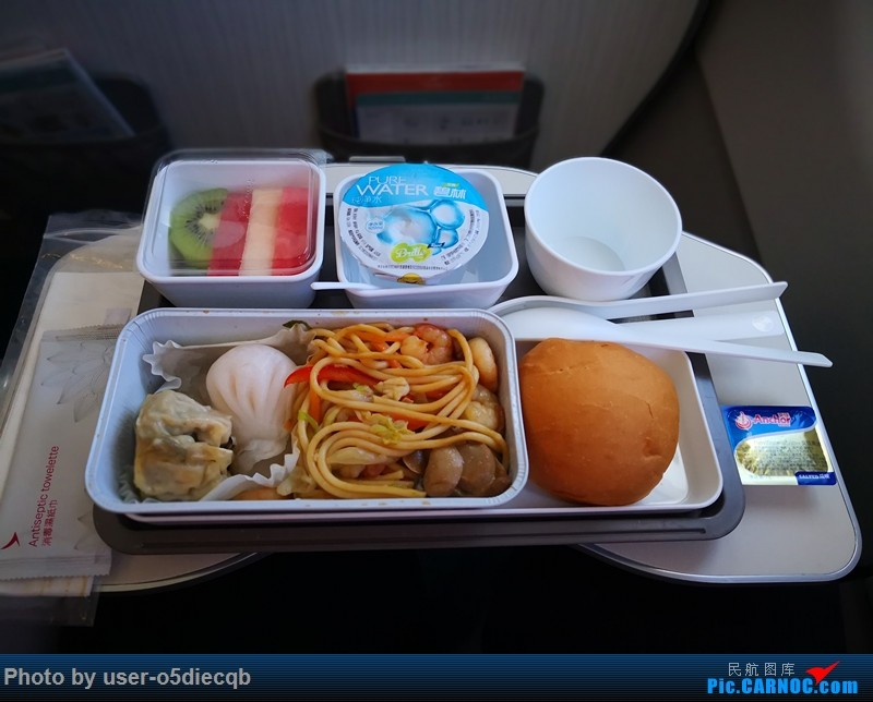 Re:[原创][HBT'S TOUR] 3 AMERICA AIRBUS A320-200 B-HSU 中国青岛流亭国际机场