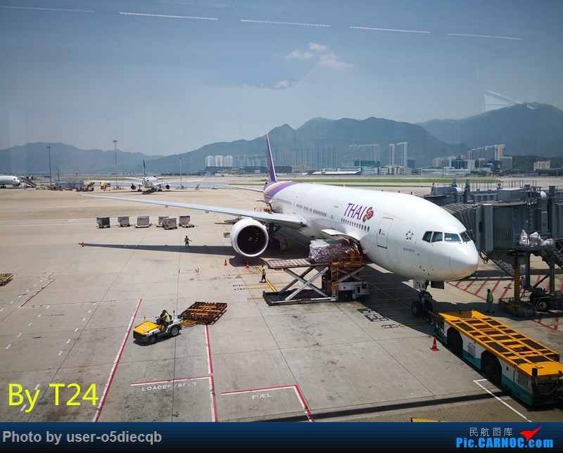 Re:[HBT'S TOUR] 3 AMERICA BOEING 777-300ER HSTKW 中国香港国际机场