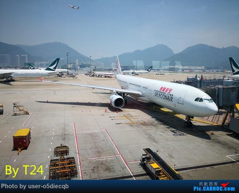 Re:[原创][HBT'S TOUR] 3 AMERICA AIRBUS A330-300 B-HYG 中国香港国际机场