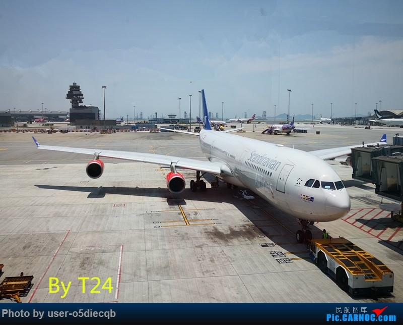 Re:[原创][HBT'S TOUR] 3 AMERICA AIRBUS A340-300  中国香港国际机场