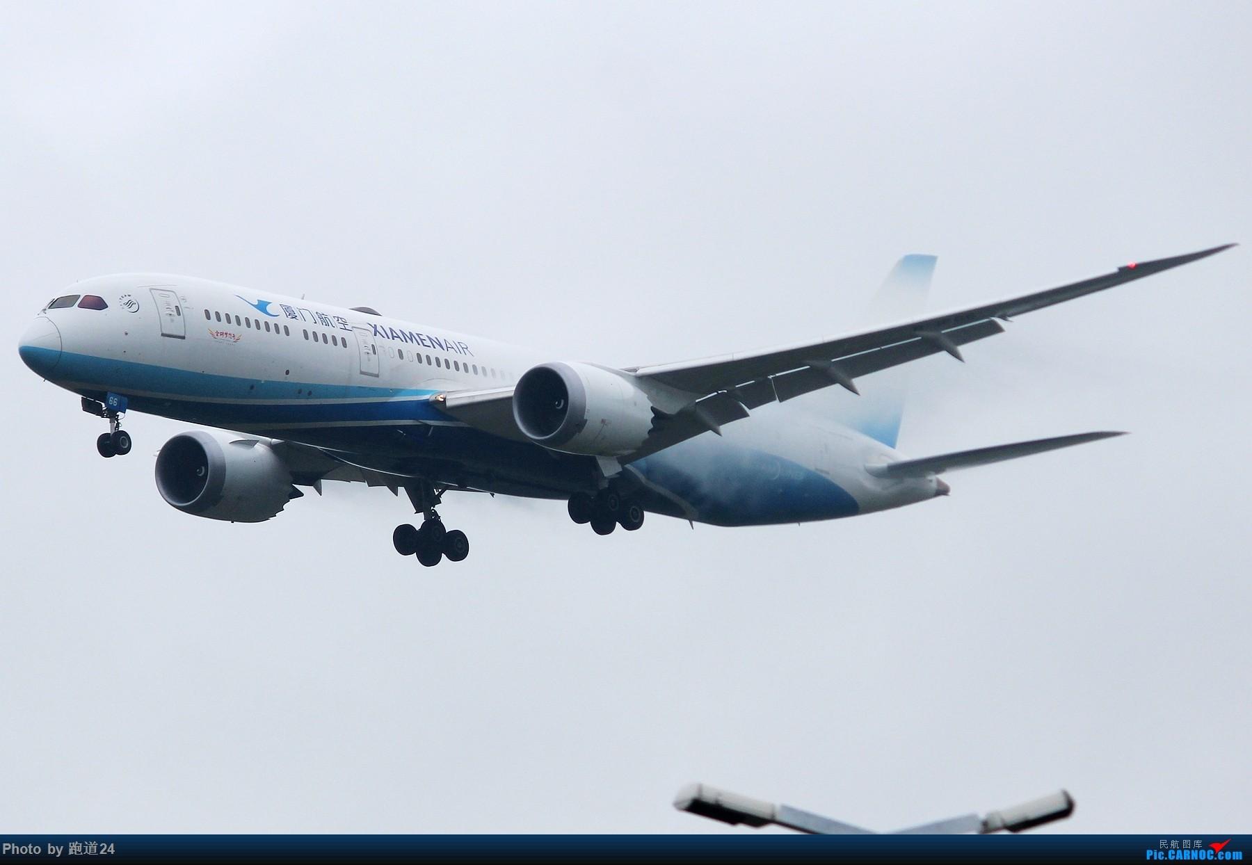 Re:[原创][多图党]雨天CTU拍机 1800*1200 BOEING 787-9 B-1566 中国成都双流国际机场