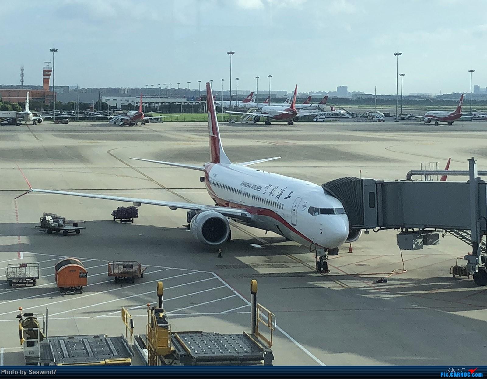 Re:[原创]东航第一架字母机/第二架320neo乘坐记 BOEING 737MAX-8 B-1382 中国上海虹桥国际机场