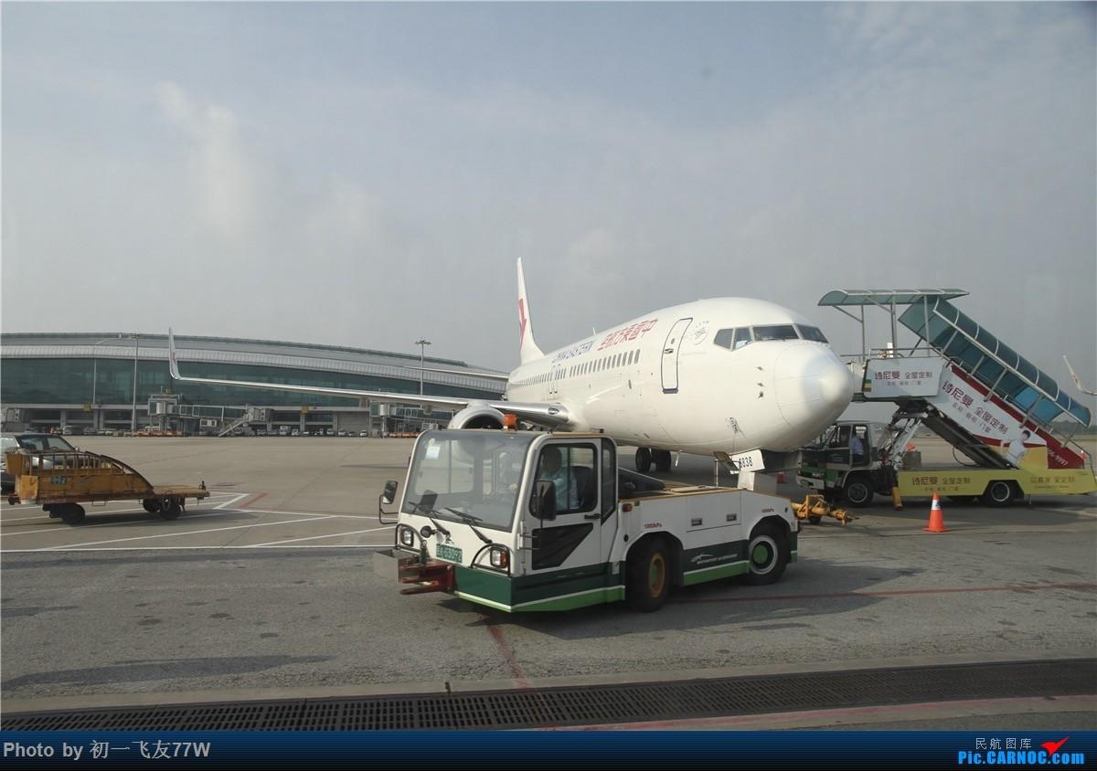 Re:【小吕游记】去南京小记,无干货无亮点。为下一次打基础 BOEING 737-800