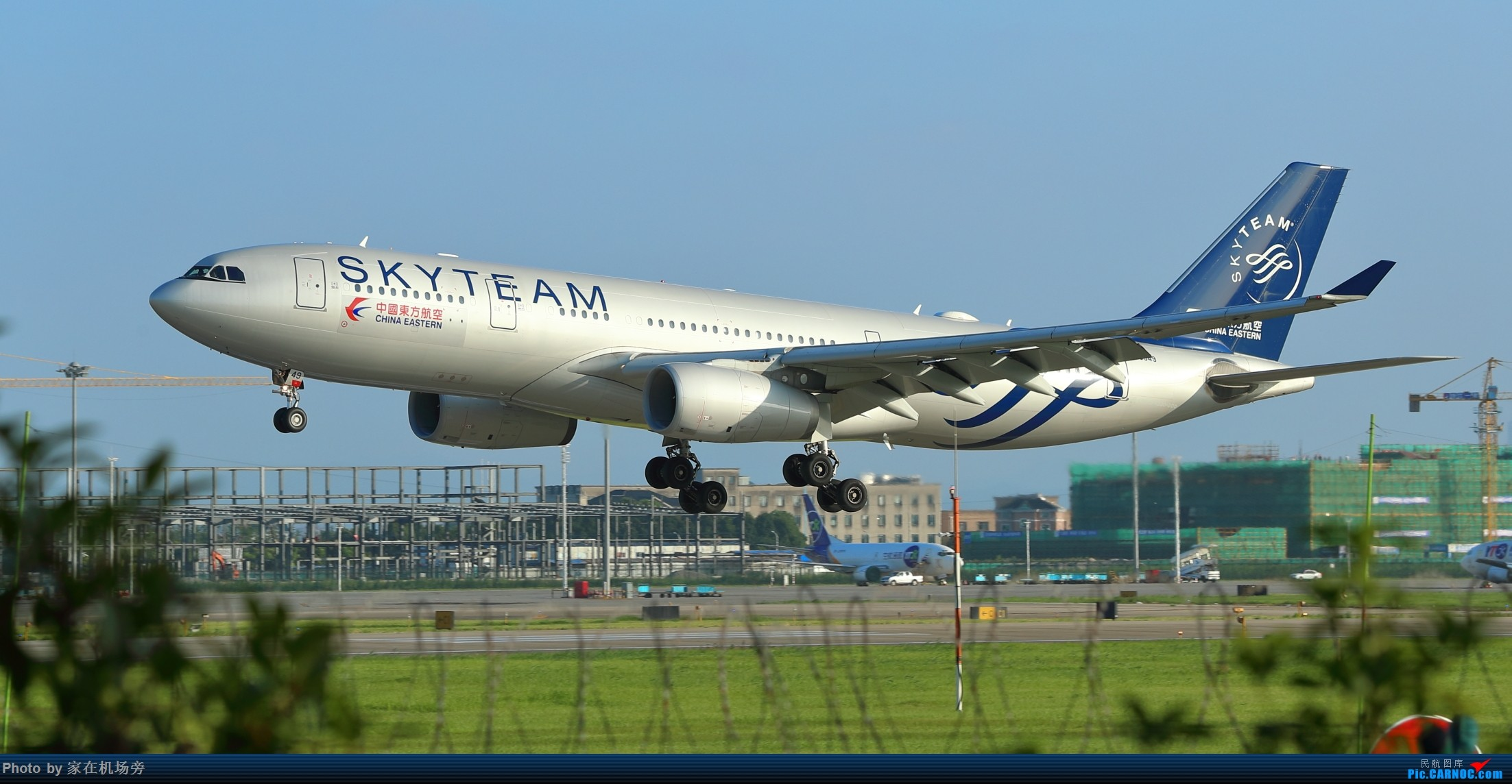 Re:达索猎鹰8X惊现杭州萧山机场 A330-200