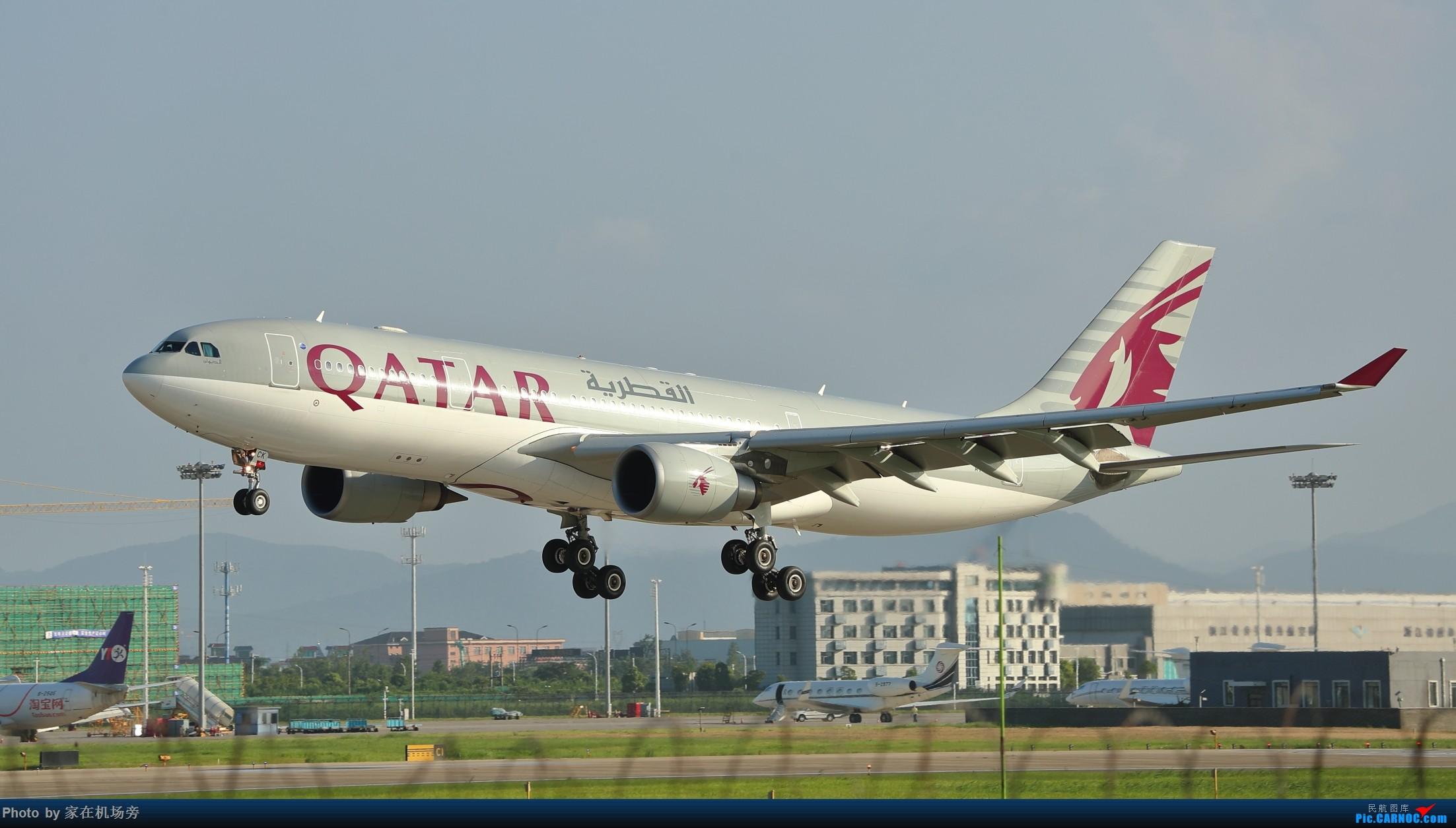 Re:达索猎鹰8X惊现杭州萧山机场 A330-200  杭州萧山国际机场