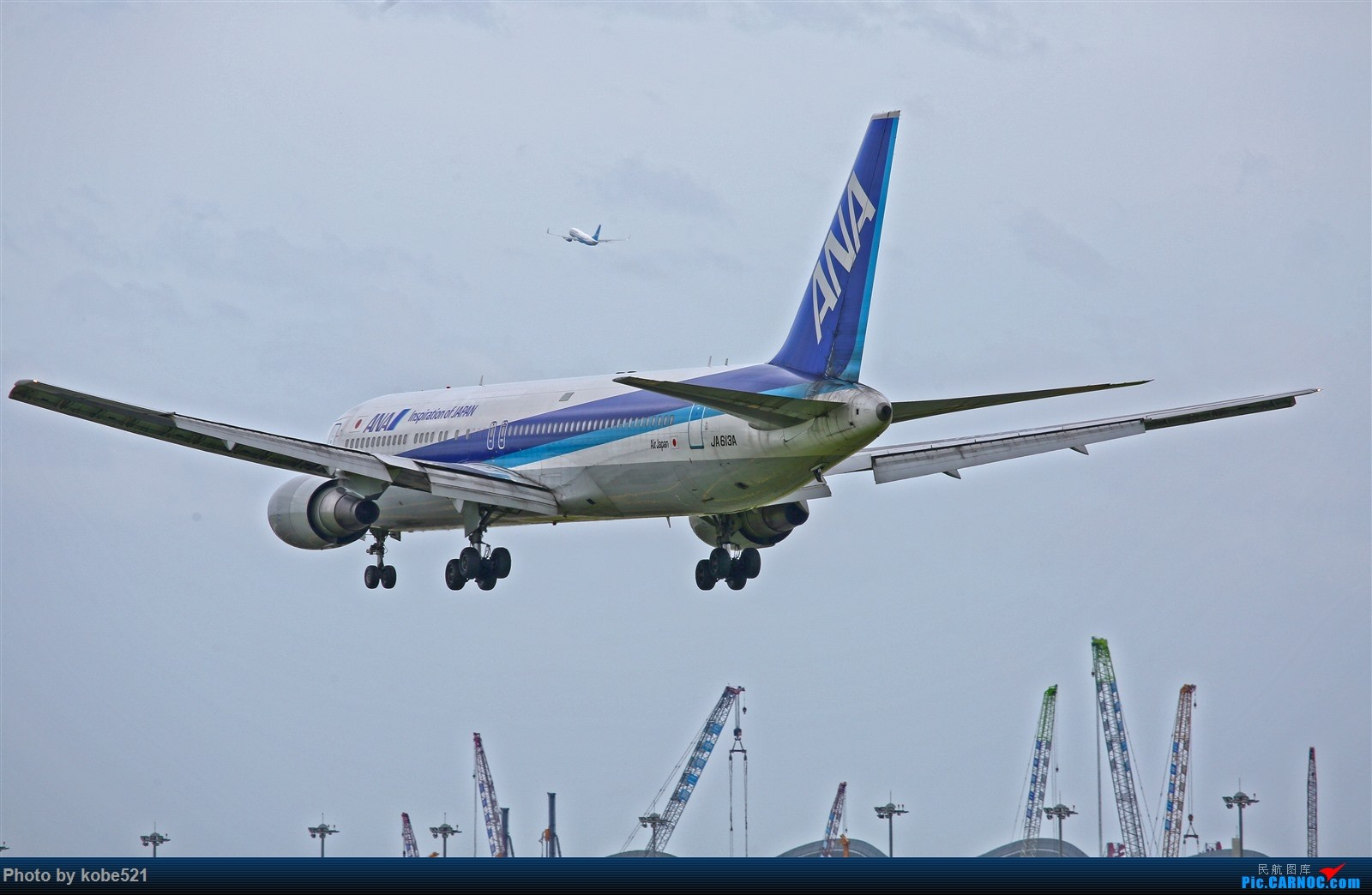 Re:台风天~ B763 JA-613A 中国杭州萧山国际机场