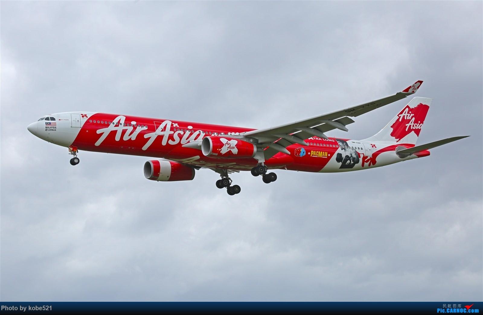 Re:[原创]台风天~ A333 9M-XPP 中国杭州萧山国际机场