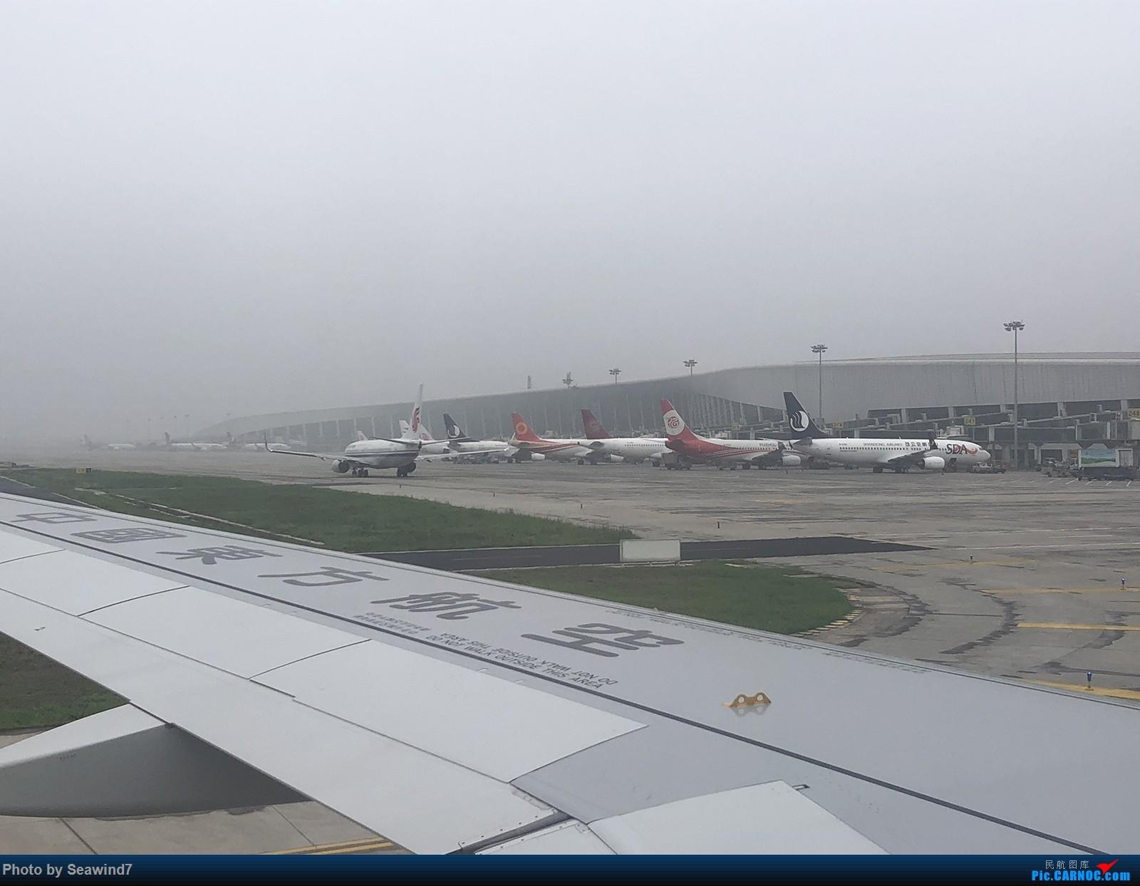 Re:[原创]东航第一架字母机/第二架320neo乘坐记    中国郑州新郑国际机场