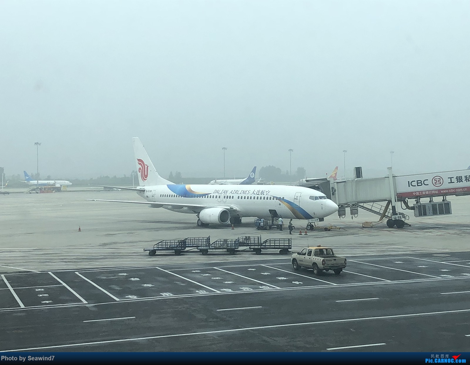 Re:[原创]东航第一架字母机/第二架320neo乘坐记 BOEING 737-800 B-5196 中国郑州新郑国际机场