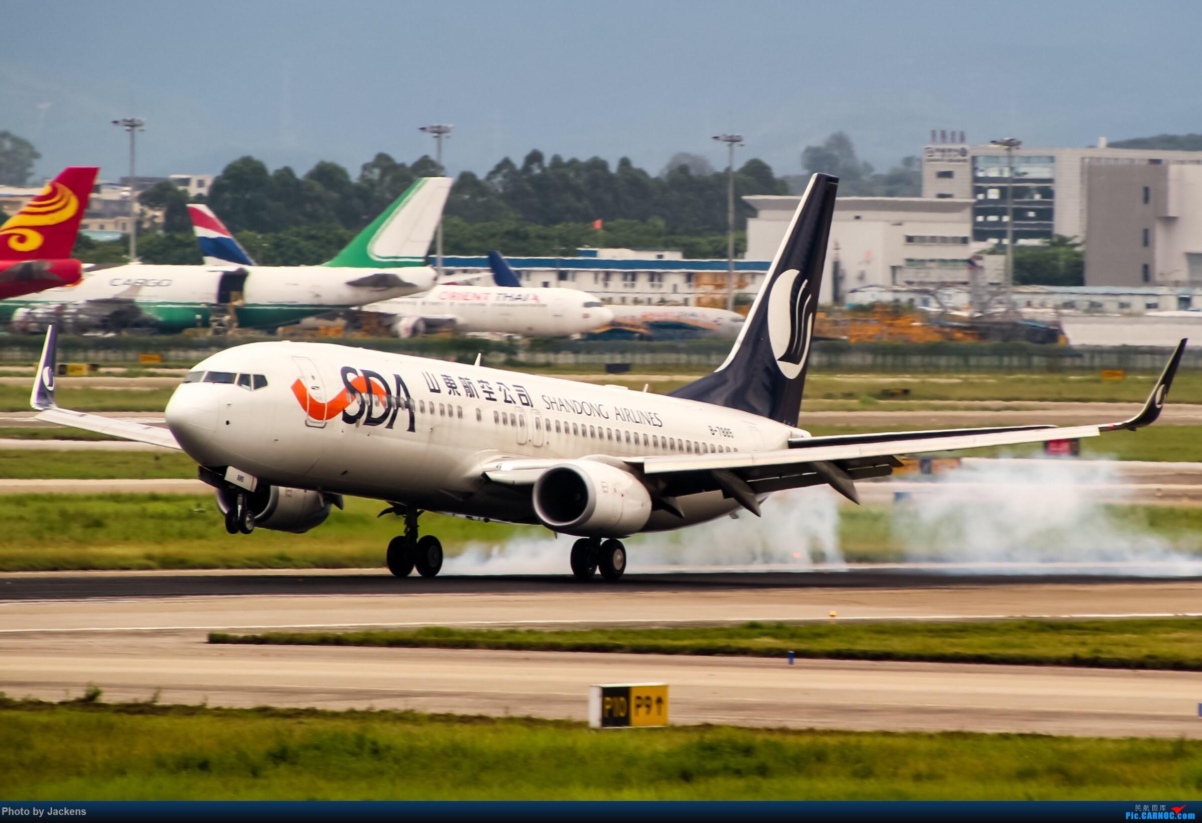 Re:[原创]【CAN】东跑常规货及加卤蛋复古. BOEING 737-800 B-7885 中国广州白云国际机场