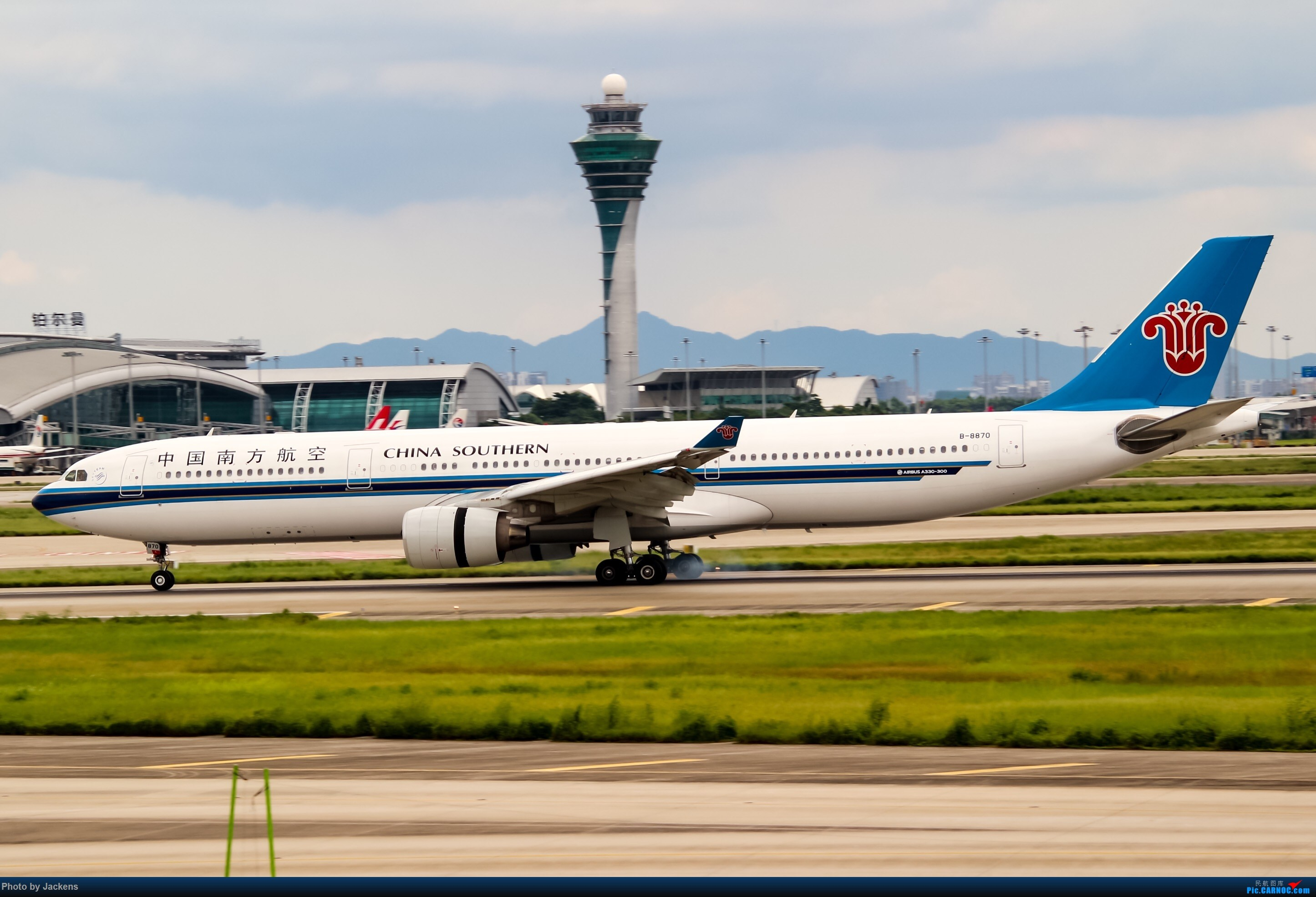 Re:[原创]【CAN】东跑常规货及加卤蛋复古. AIRBUS A330-300 B-8870 中国广州白云国际机场