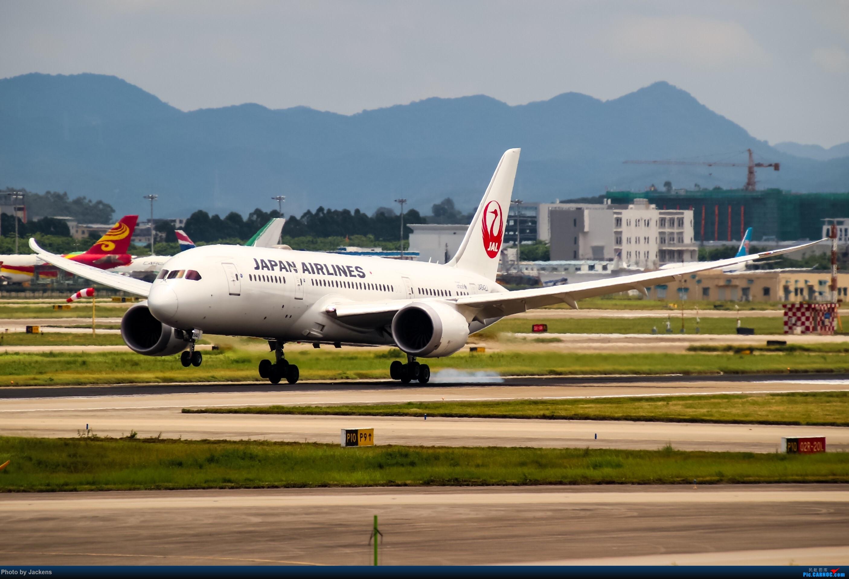 Re:[原创]【CAN】东跑常规货及加卤蛋复古. BOEING 787-8 JA842J 中国广州白云国际机场