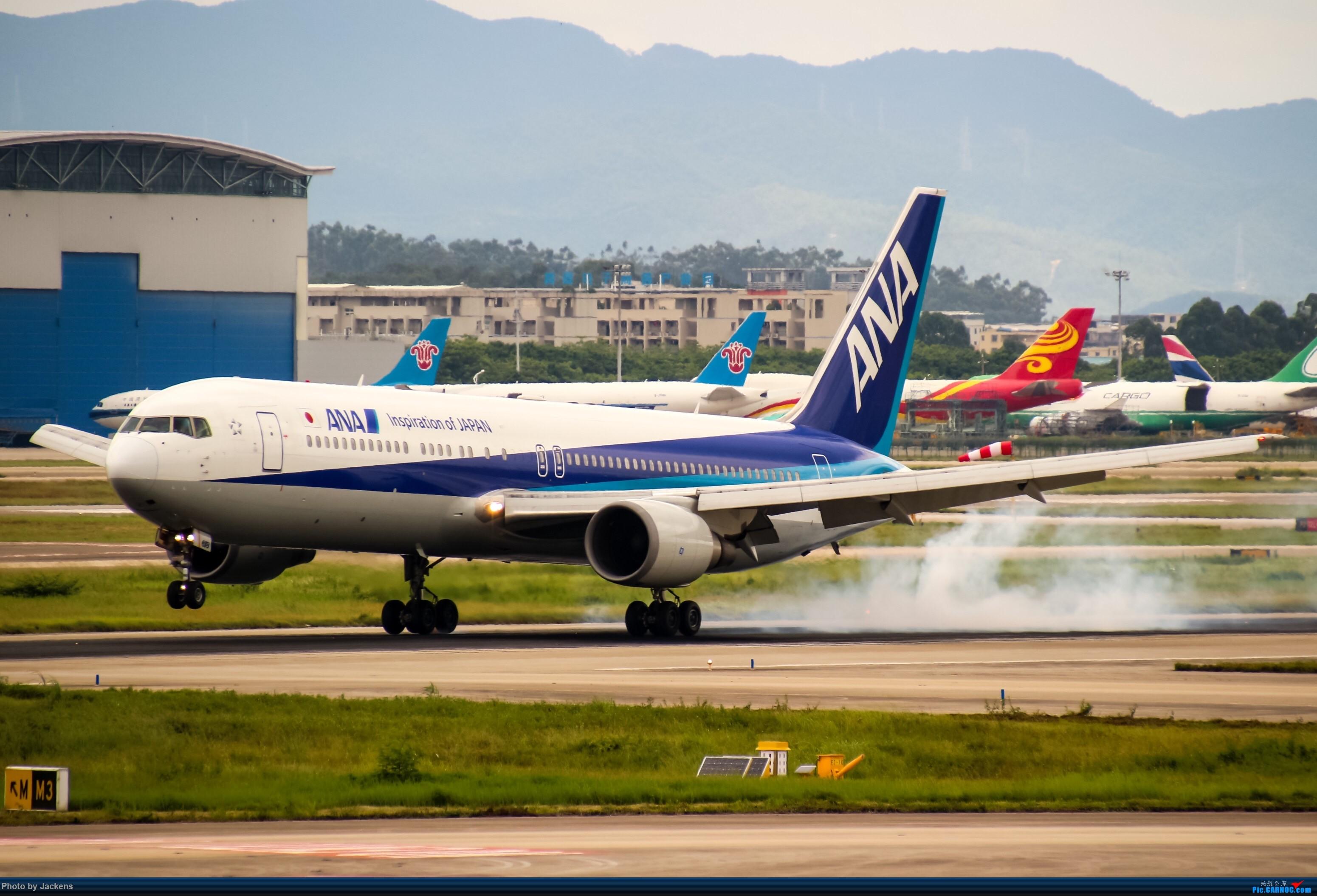 Re:[原创]【CAN】东跑常规货及加卤蛋复古. BOEING 767-300ER JA618A 中国广州白云国际机场