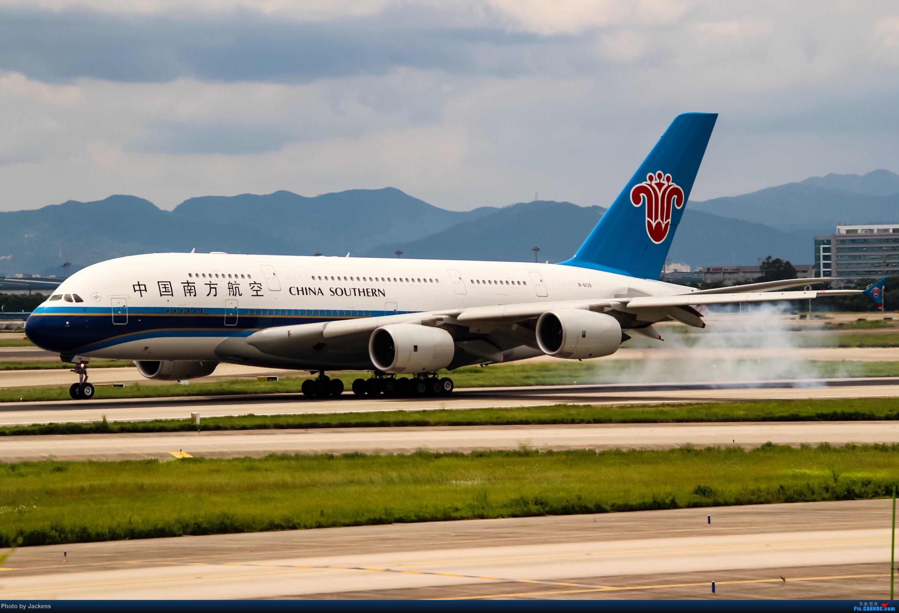 Re:[原创]【CAN】东跑常规货及加卤蛋复古. AIRBUS A380 B-6139 中国广州白云国际机场