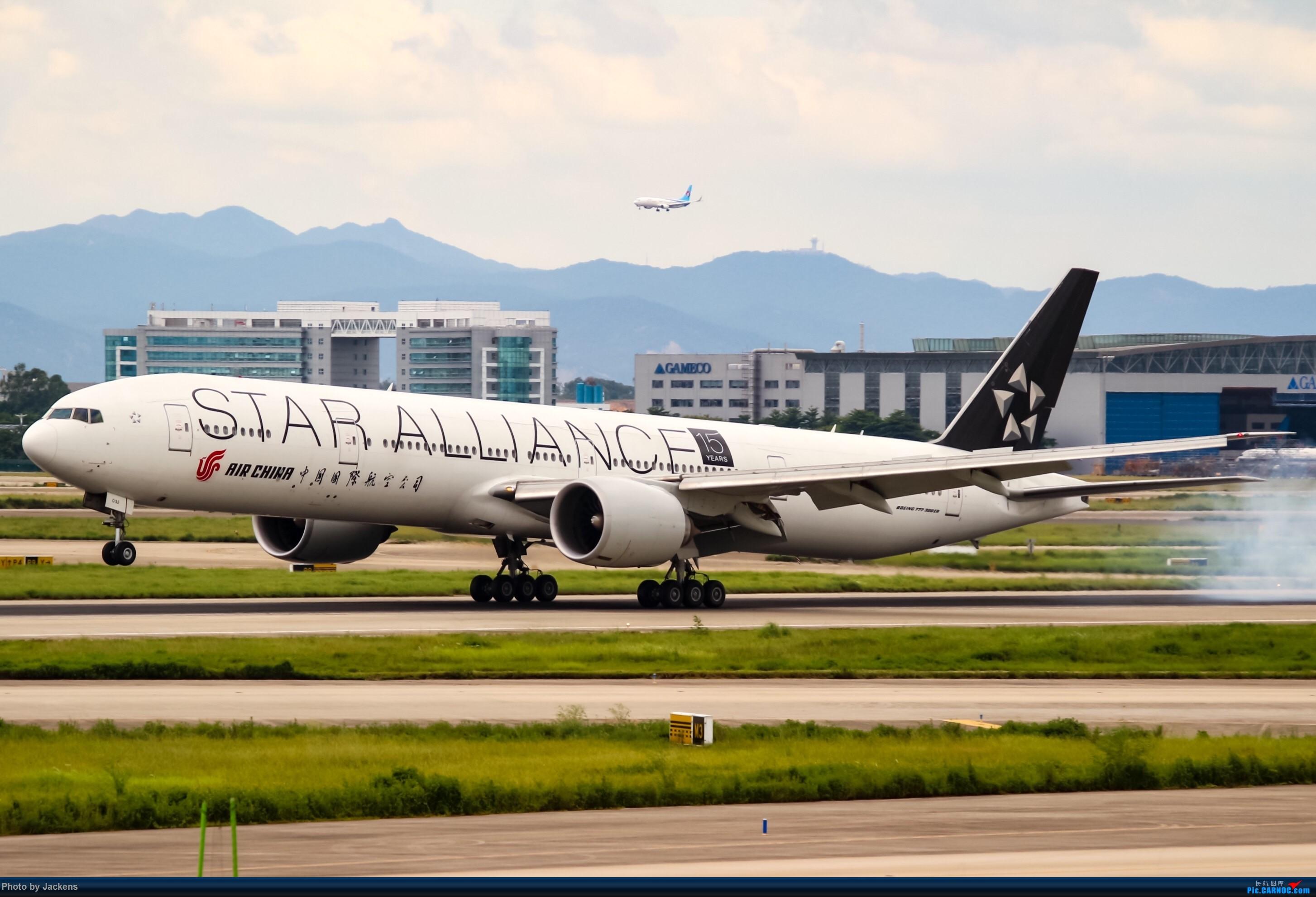 Re:[原创]【CAN】东跑常规货及加卤蛋复古. BOEING 777-300ER B-2032 中国广州白云国际机场