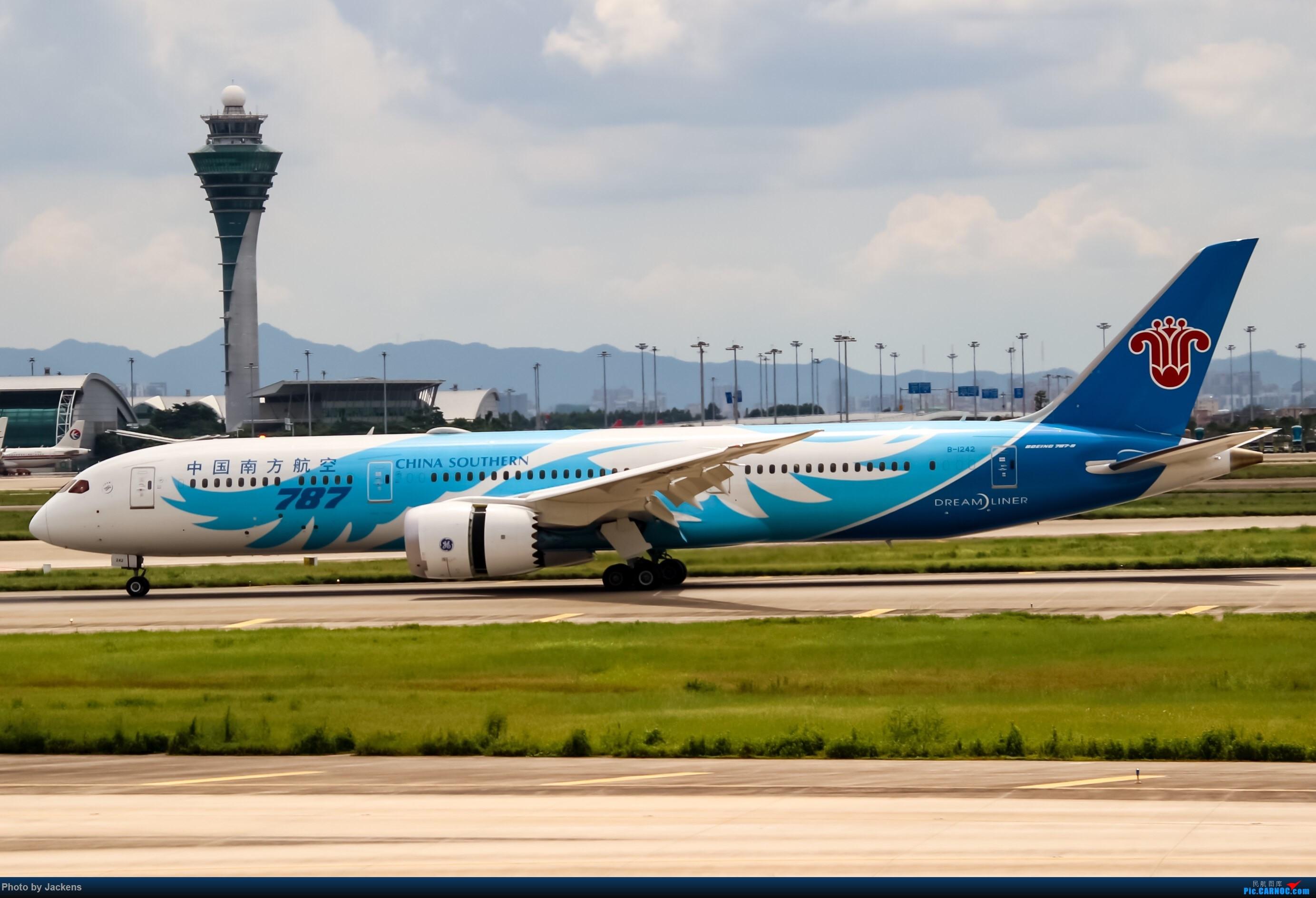 Re:[原创]【CAN】东跑常规货及加卤蛋复古. BOEING 787-9 B-1242 中国广州白云国际机场