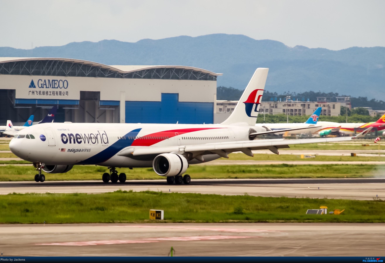Re:[原创]【CAN】东跑常规货及加卤蛋复古. AIRBUS A330-300 9M-MTE 中国广州白云国际机场