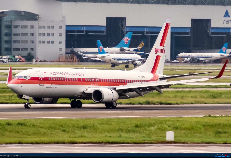 Re:[原创]【CAN】东跑常规货及加卤蛋复古. BOEING 737-800 PK-GFN 中国广州白云国际机场