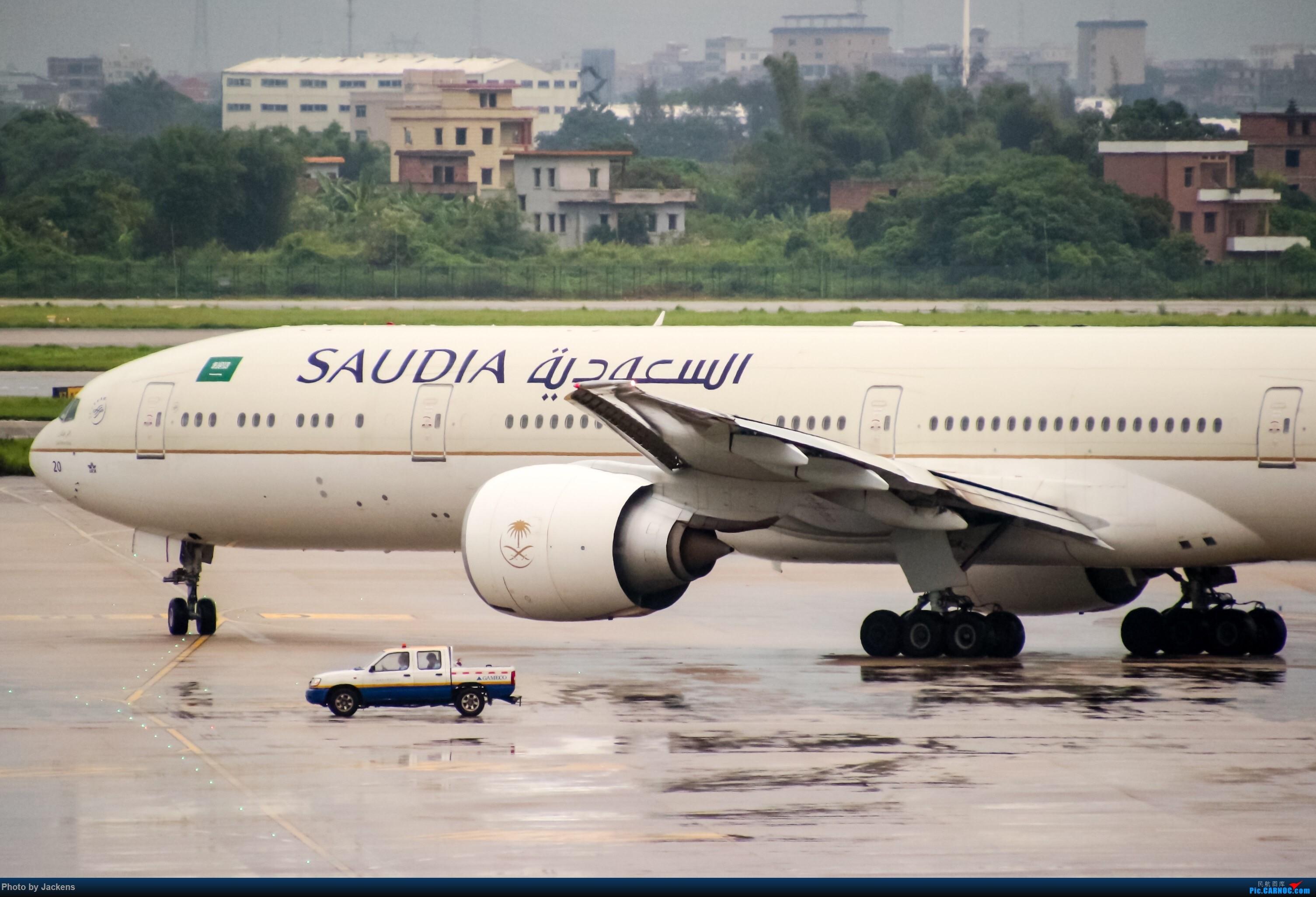 Re:[原创]【CAN】东跑常规货及加卤蛋复古. BOEING 777-300ER HZ-AK20 中国广州白云国际机场