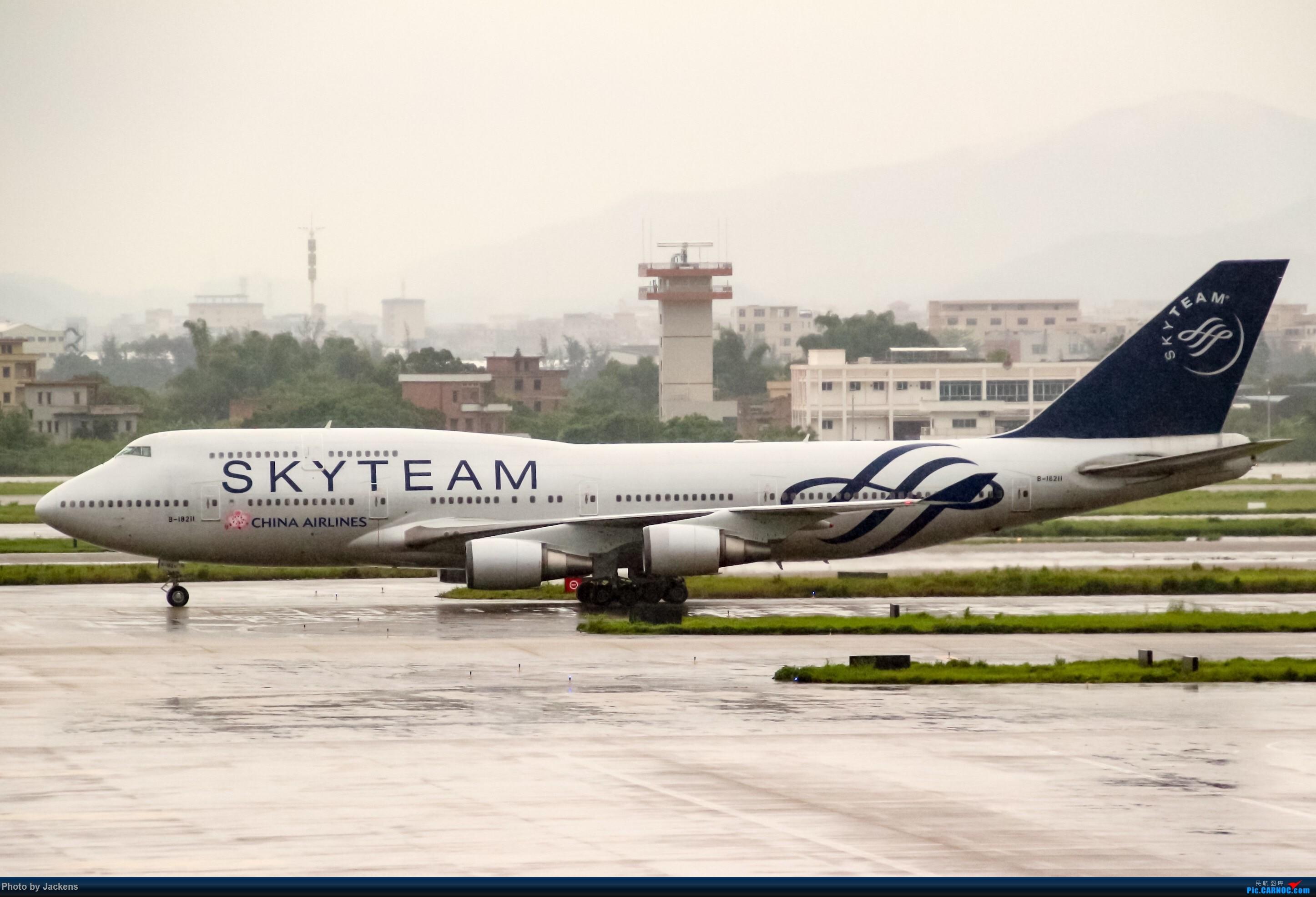 Re:【CAN】东跑常规货及加卤蛋复古. BOEING 747-400 B-18211 中国广州白云国际机场