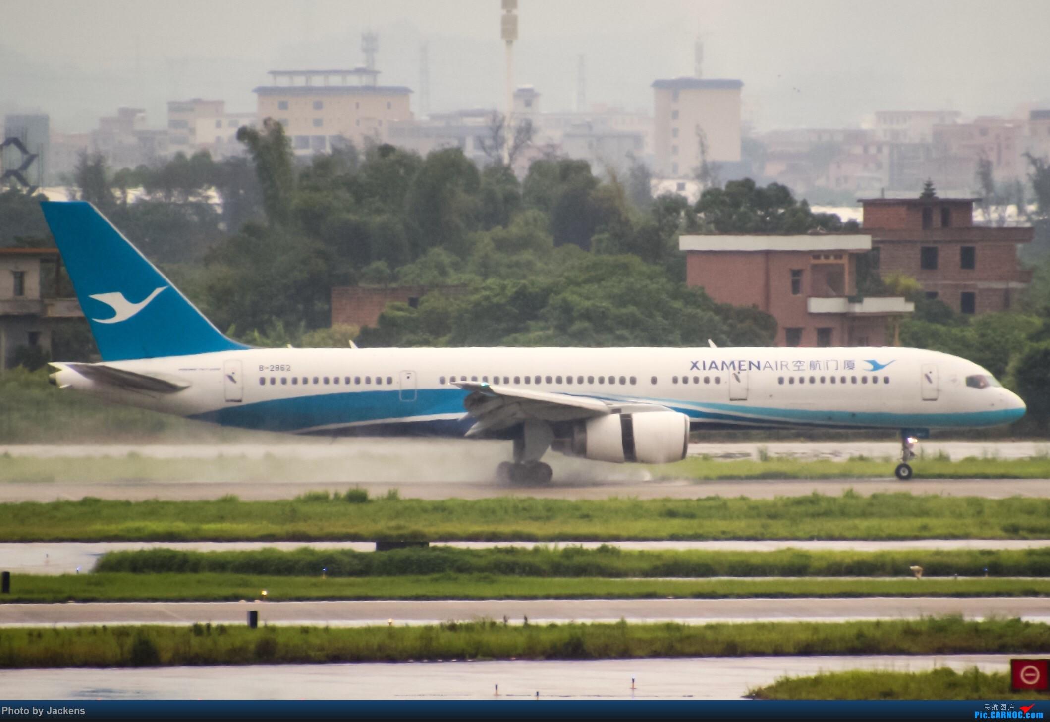 Re:[原创]【CAN】东跑常规货及加卤蛋复古. BOEING 757-200 B-2862 中国广州白云国际机场