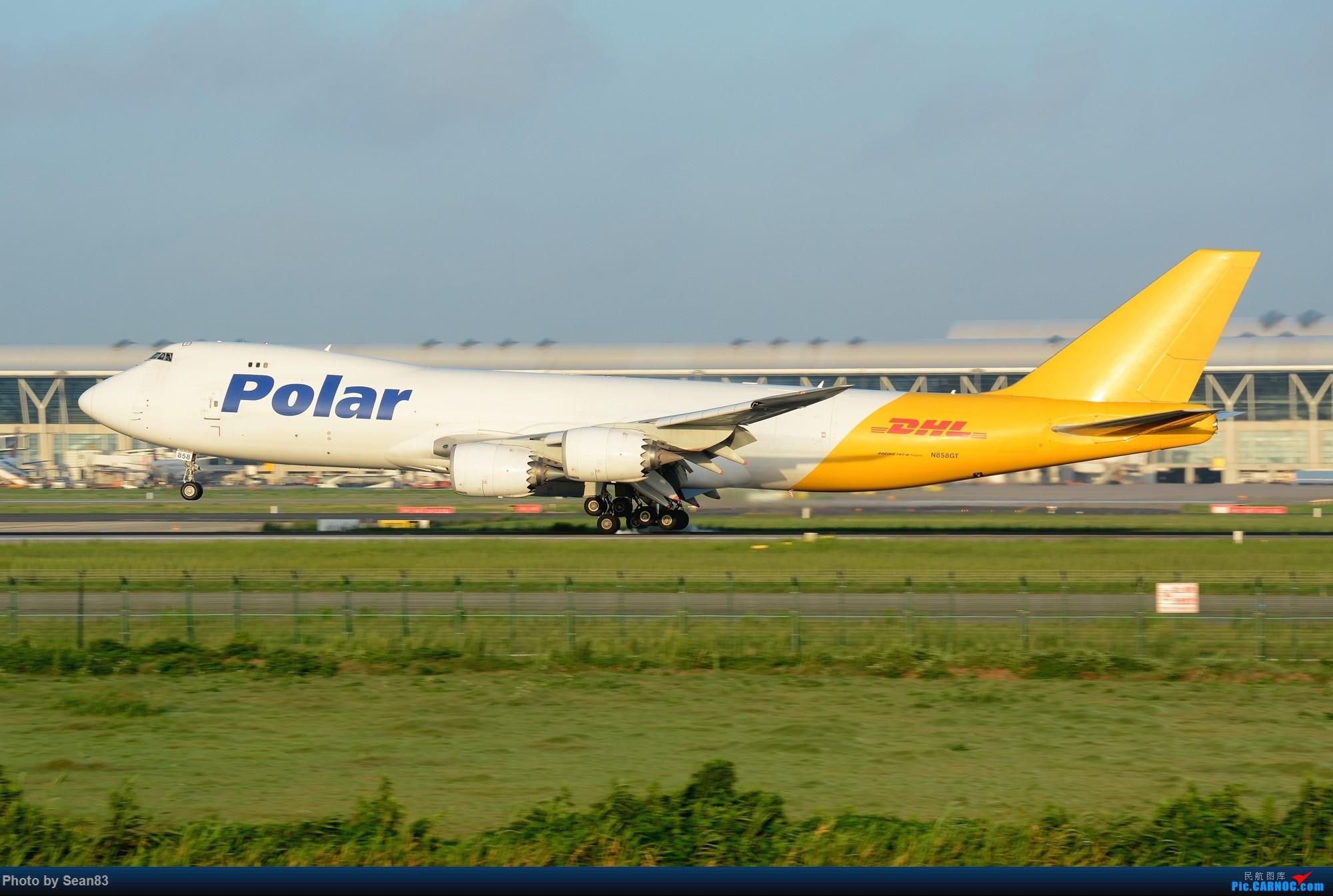 Re:[原创](PVG)四、八 BOEING 747-8F N858GT 中国上海浦东国际机场