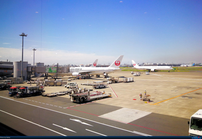 [原创]日本机场杂图(含京都铁道博物馆)    日本东京羽田国际机场