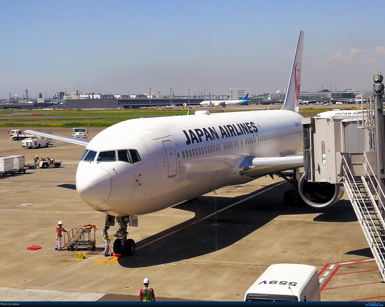Re:[原创]日本机场杂图(含京都铁道博物馆) BOEING 777-200 JA008D 日本东京羽田国际机场