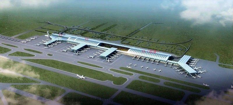 Re:[讨论]求汇总各路机场的终极建设规划图    中国贵阳龙洞堡国际机场