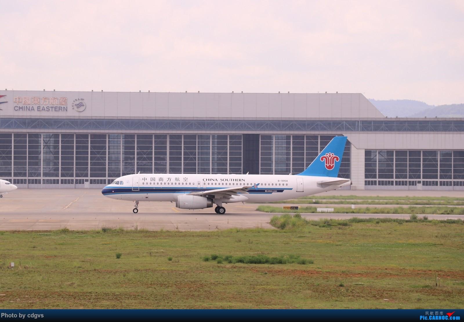 Re:[原创]【KMG】昆明的一天 1600大图 一次看个爽 AIRBUS A320-200 B-9958 中国昆明长水国际机场