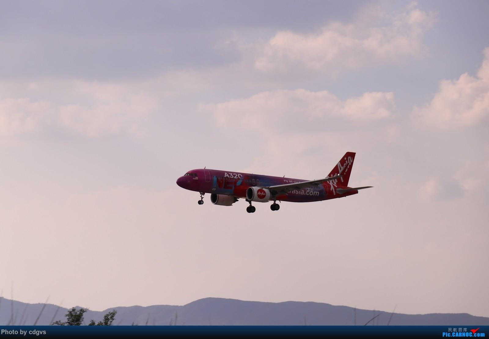 Re:[原创]【KMG】昆明的一天 1600大图 一次看个爽 AIRBUS A320NEO  中国昆明长水国际机场