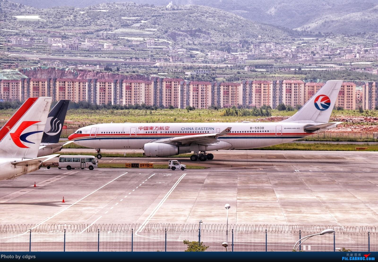 Re:[原创]【KMG】昆明的一天 1600大图 一次看个爽 AIRBUS A330-200 B-5938 中国昆明长水国际机场