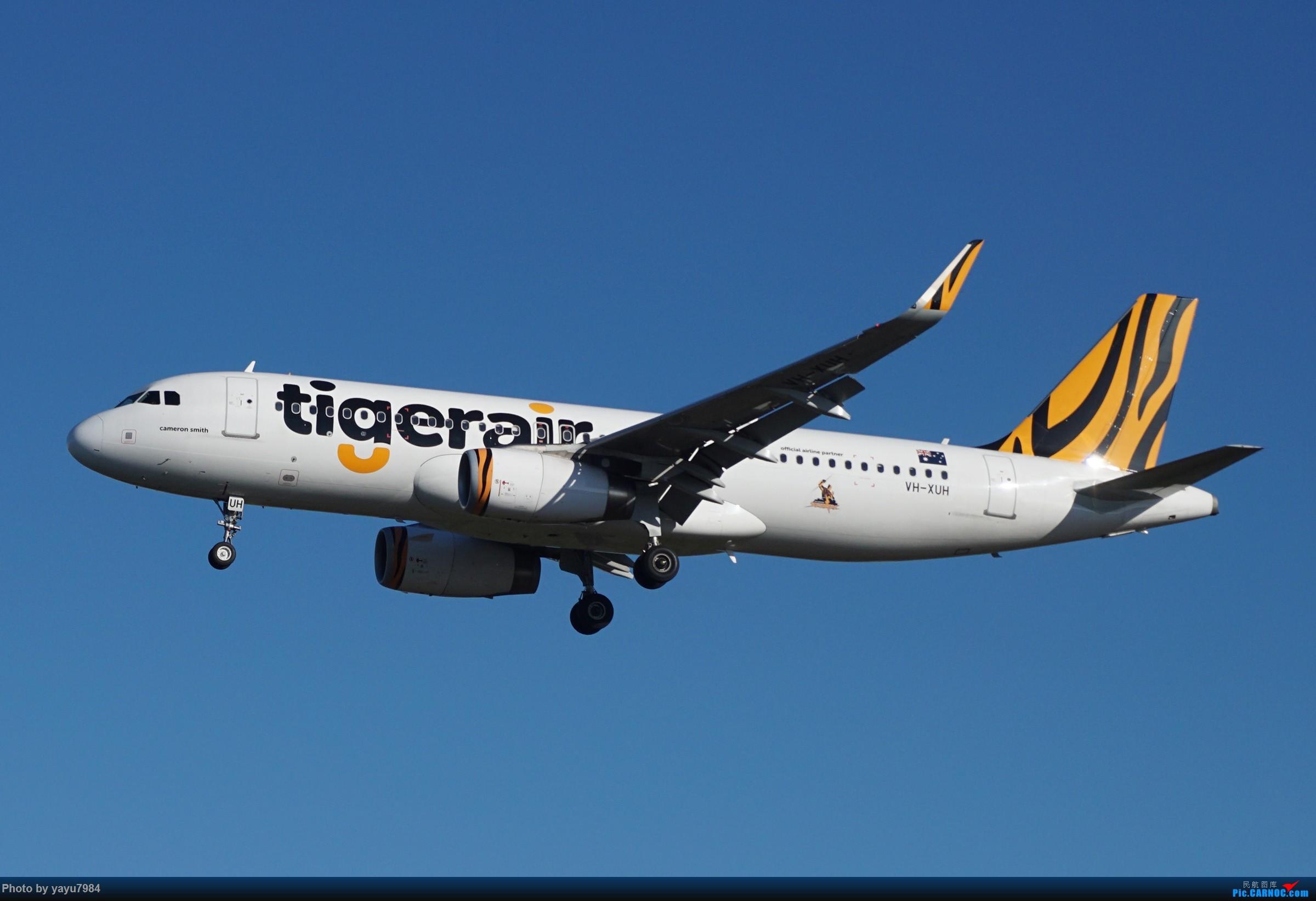 Re:[原创][SYD] 晨悉尼,16R扎堆到达 AIRBUS A320-200 VH-XUH 澳大利亚悉尼金斯福德·史密斯机场