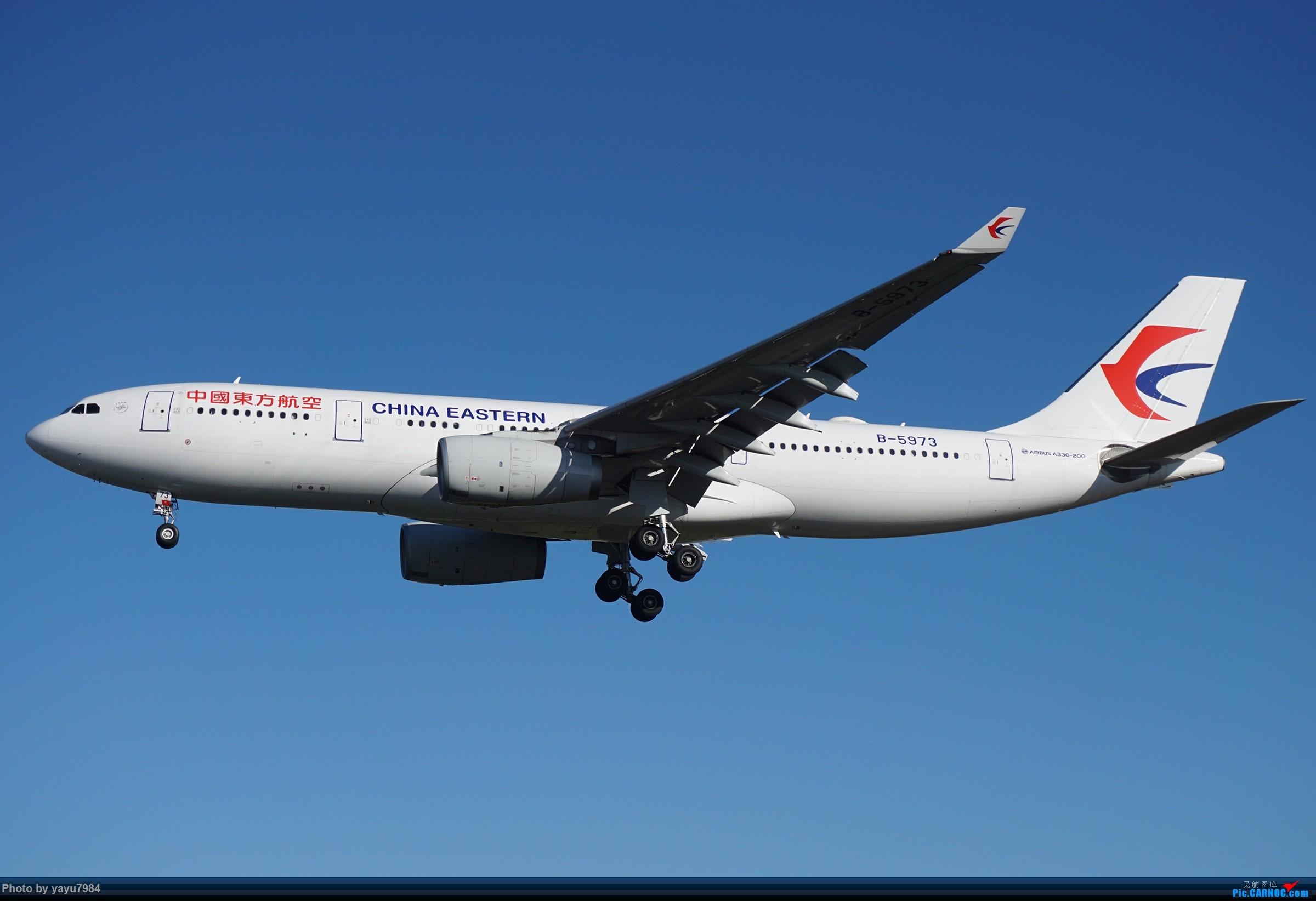 Re:[原创][SYD] 晨悉尼,16R扎堆到达 AIRBUS A330-200 B-5973 澳大利亚悉尼金斯福德·史密斯机场