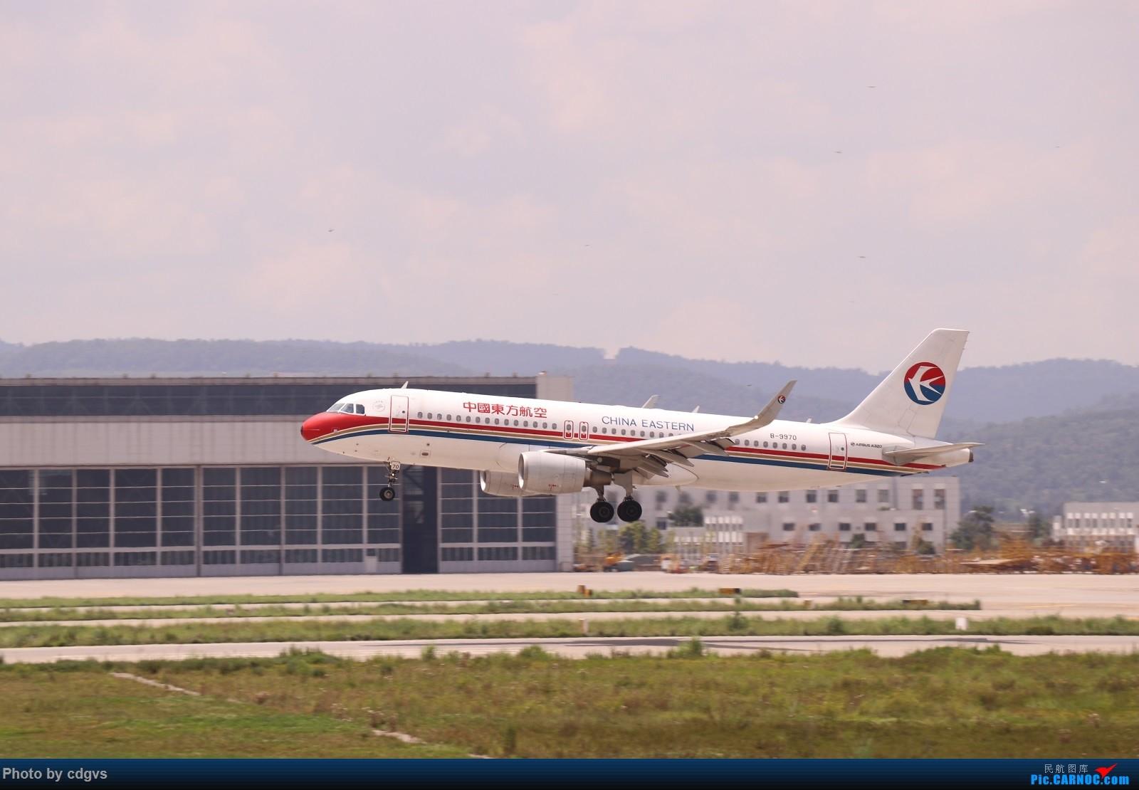 Re:[原创]【KMG】昆明的一天 1600大图 一次看个爽 AIRBUS A320-200 B-9970 中国昆明长水国际机场