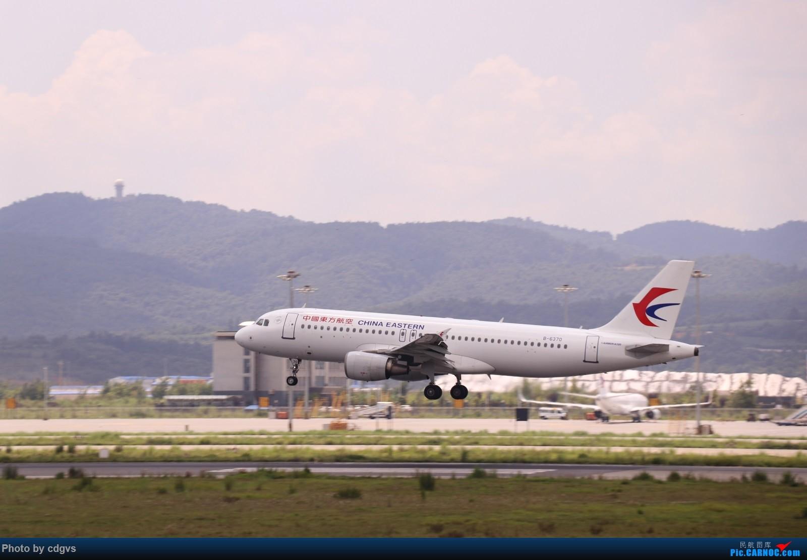 Re:[原创]【KMG】昆明的一天 1600大图 一次看个爽 AIRBUS A320-200 B-6370 中国昆明长水国际机场