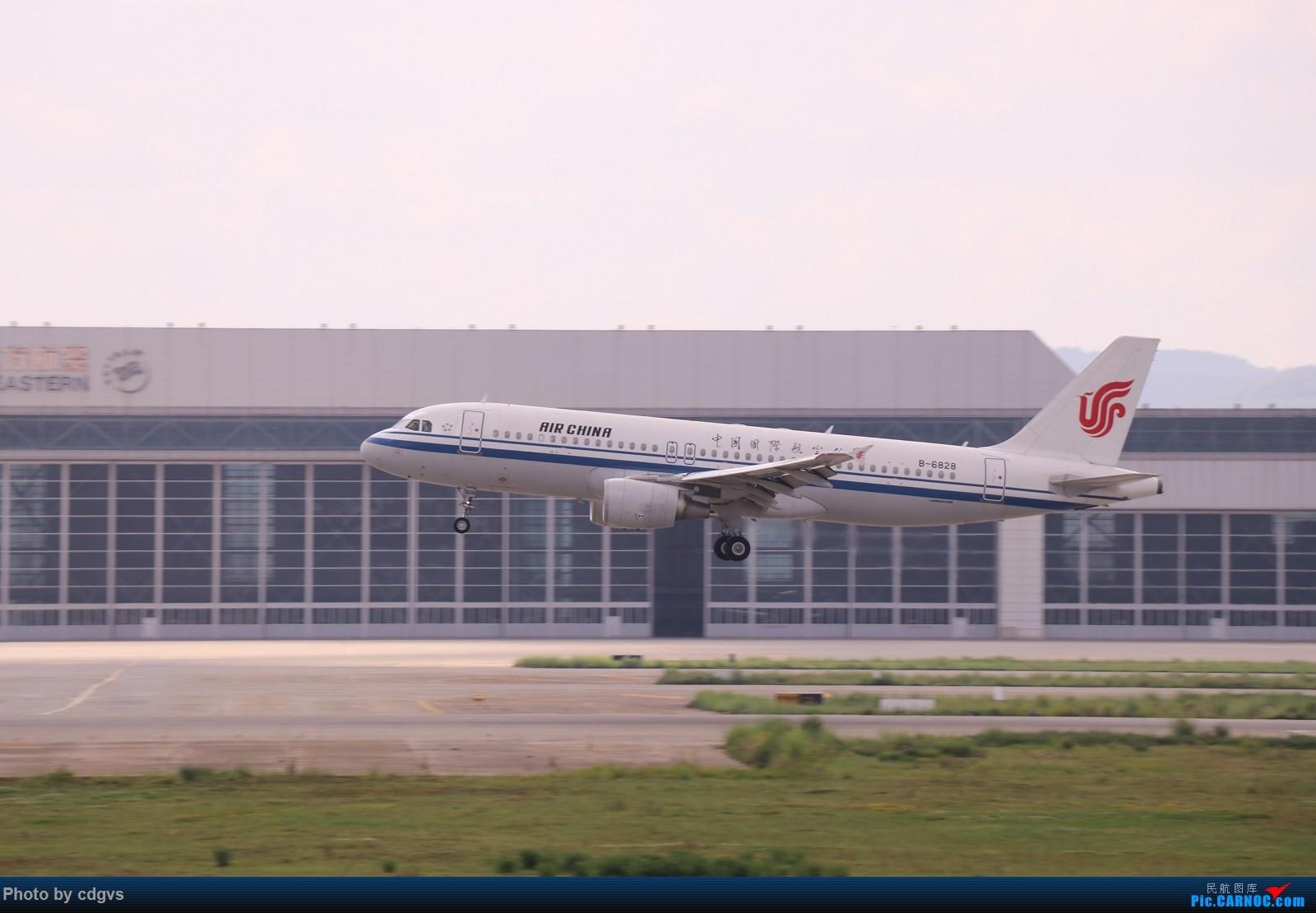 Re:[原创]【KMG】昆明的一天 1600大图 一次看个爽 AIRBUS A320-200 B-6828 中国昆明长水国际机场