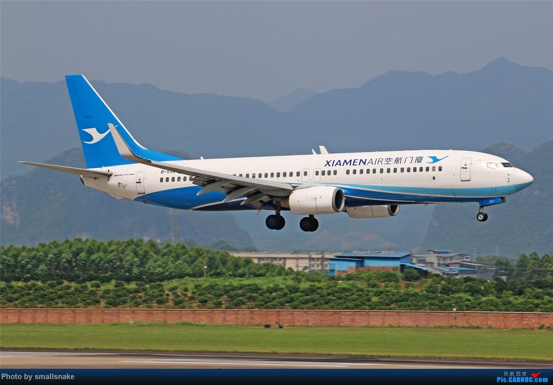 Re:[原创][原创]桂林机场拍机...金鹏787最后时光+南航77F训练... BOEING 737-800 B-5307 桂林两江国际机场