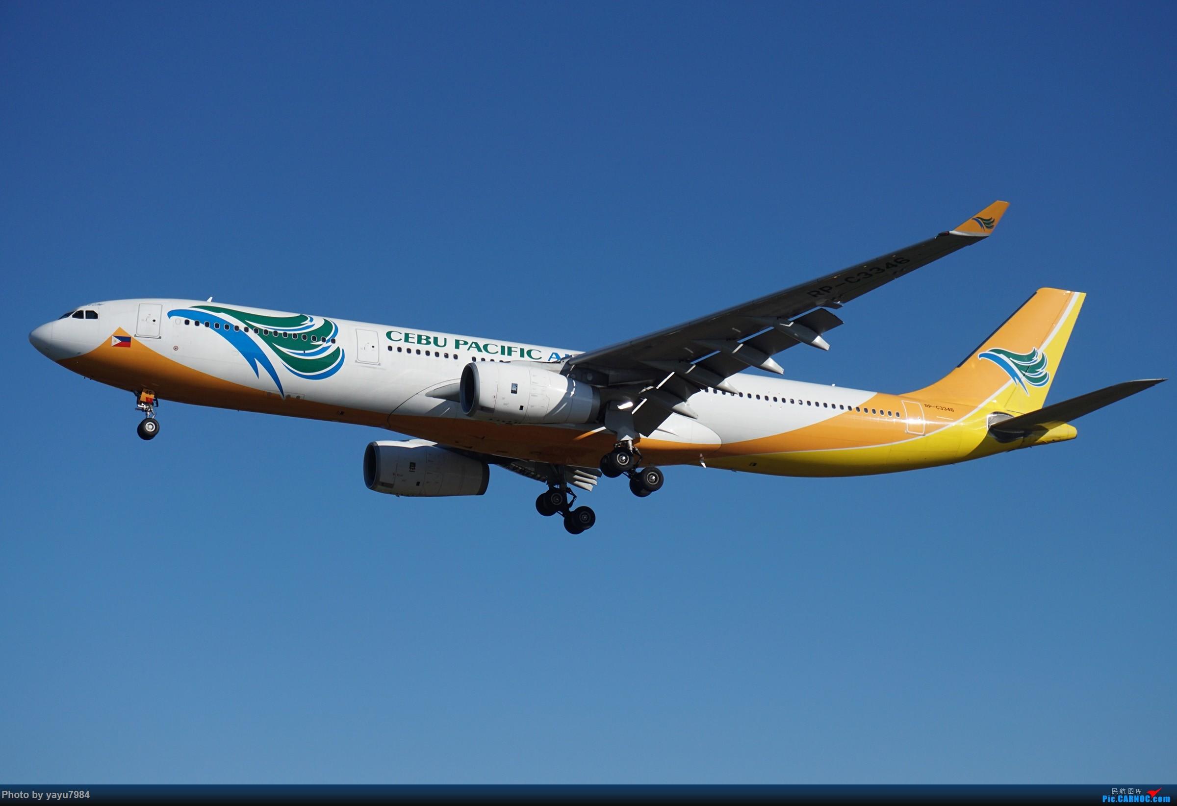 Re:[原创][SYD] 晨悉尼,16R扎堆到达 AIRBUS A330-300 RP-C3346 澳大利亚悉尼金斯福德·史密斯机场