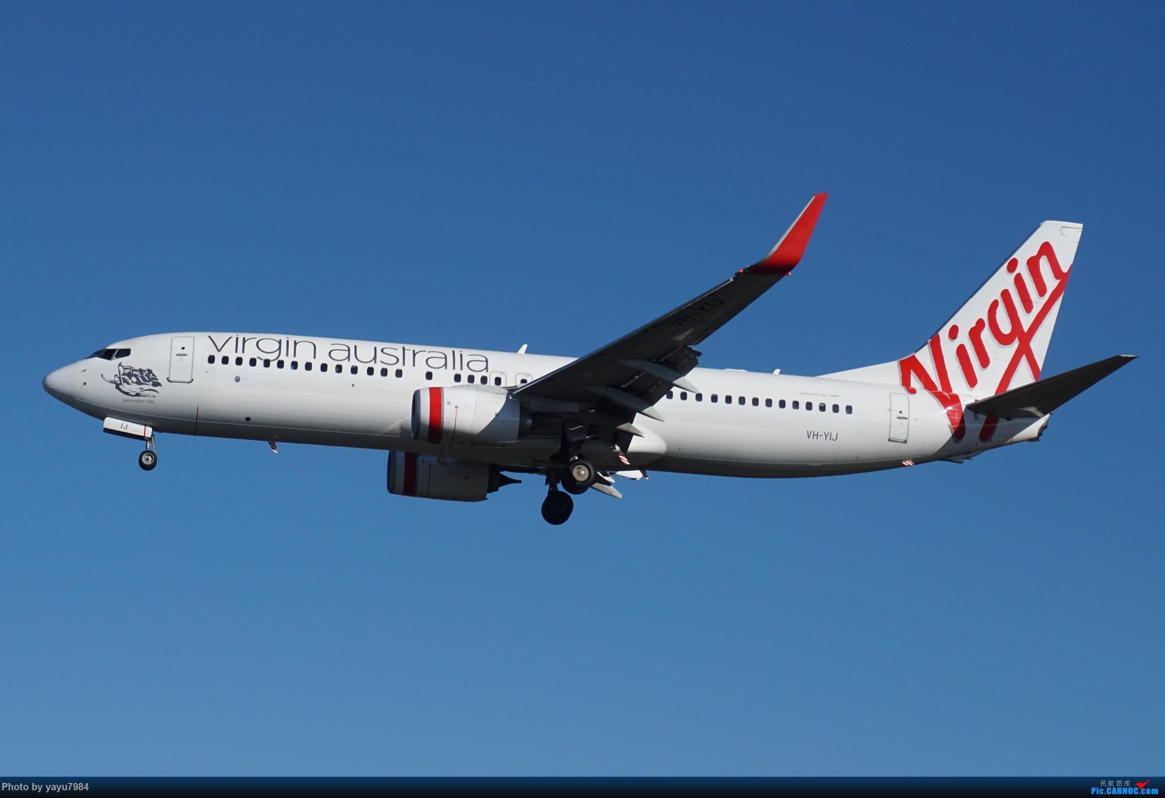 Re:[原创][SYD] 晨悉尼,16R扎堆到达 BOEING 737-800 VH-YIJ 澳大利亚悉尼金斯福德·史密斯机场