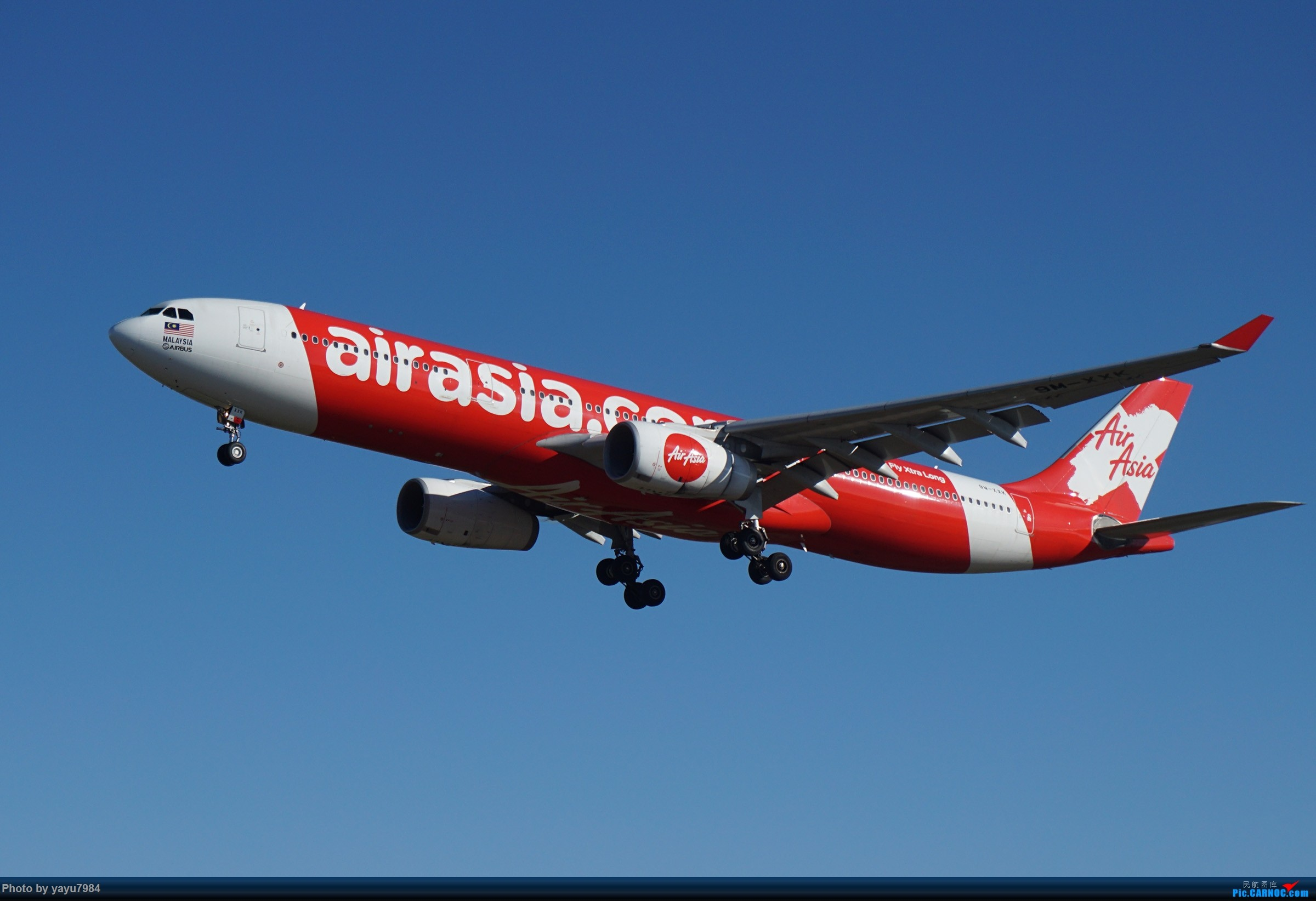 Re:[原创][SYD] 晨悉尼,16R扎堆到达 AIRBUS A330-300 9M-XXK 澳大利亚悉尼金斯福德·史密斯机场