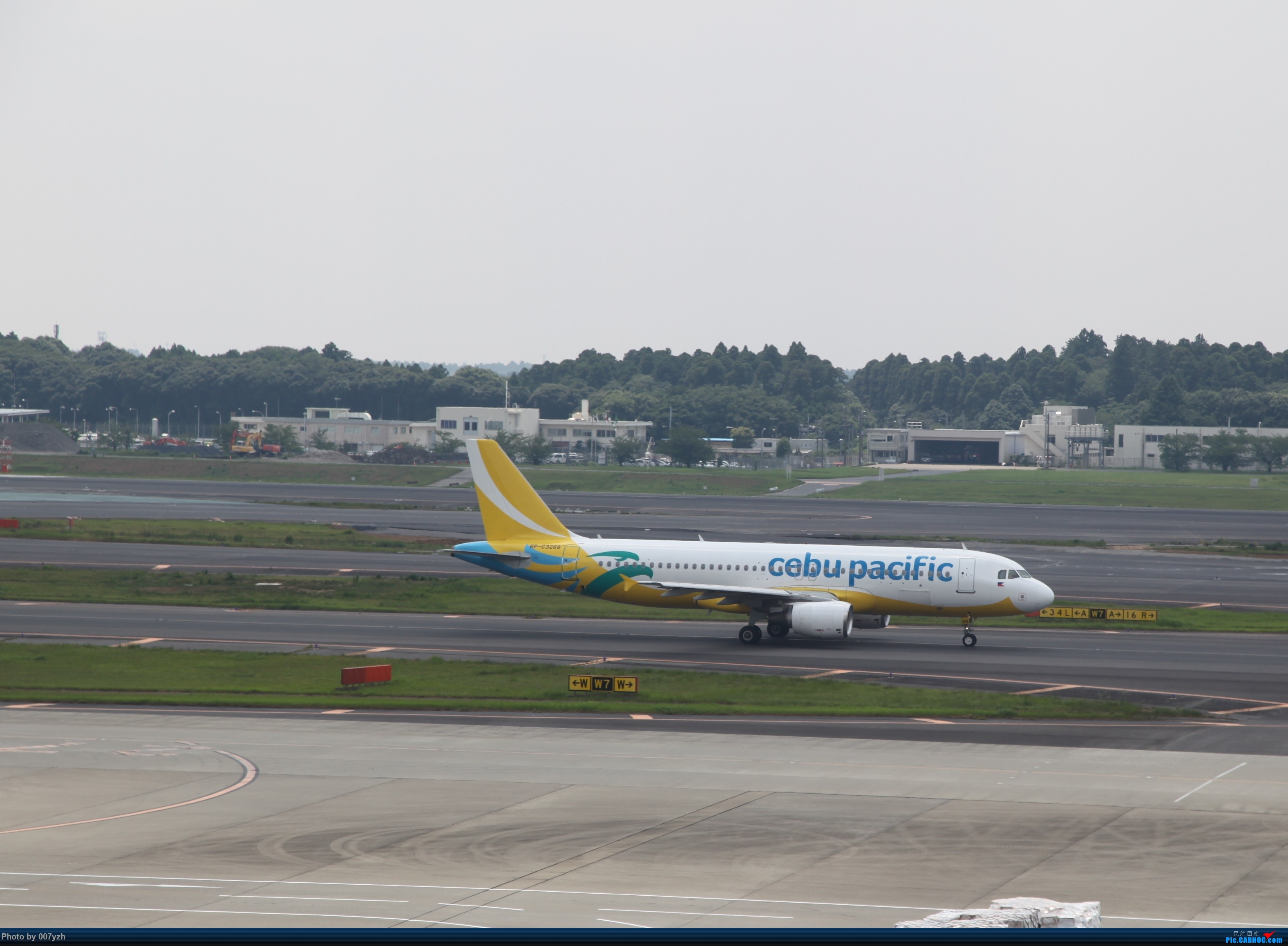 Re:[原创]大热天NRT拍机 A320-200