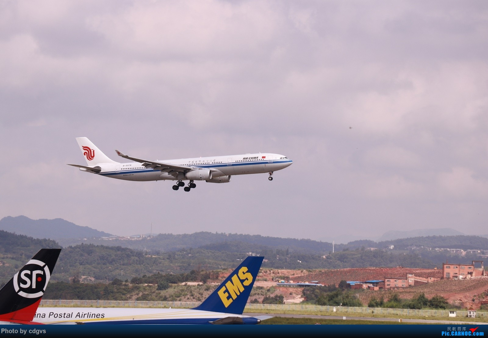 Re:[原创]【KMG】昆明的一天 1600大图 一次看个爽 AIRBUS A330-300 B-5978 中国昆明长水国际机场