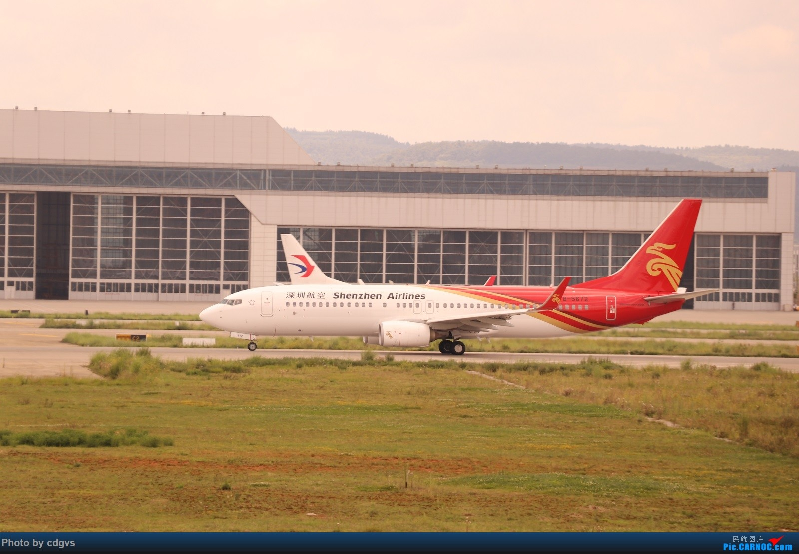 Re:[原创]【KMG】昆明的一天 1600大图 一次看个爽 BOEING 737-800 B-5572 中国昆明长水国际机场